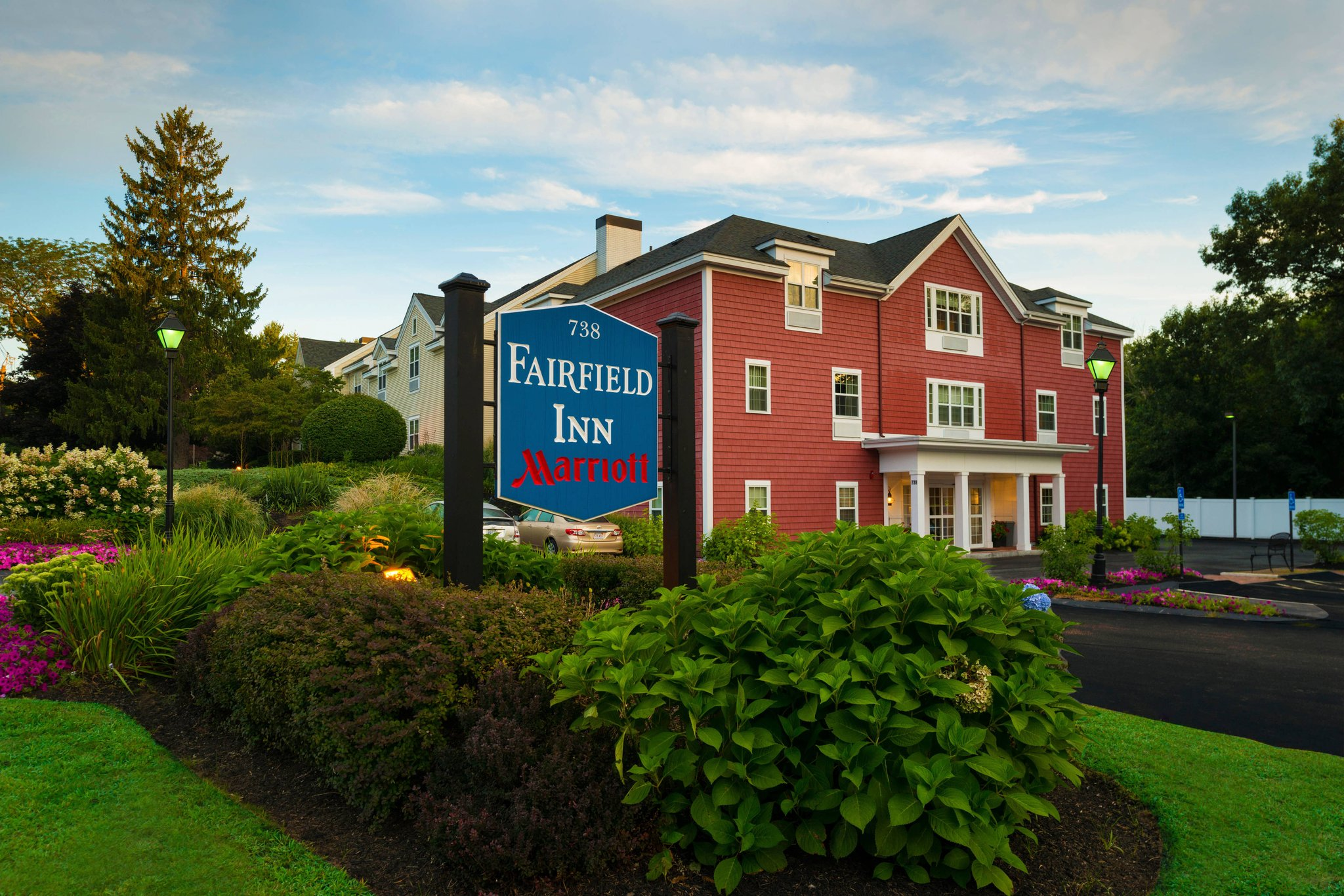 Fairfield Inn Boston Sudbury