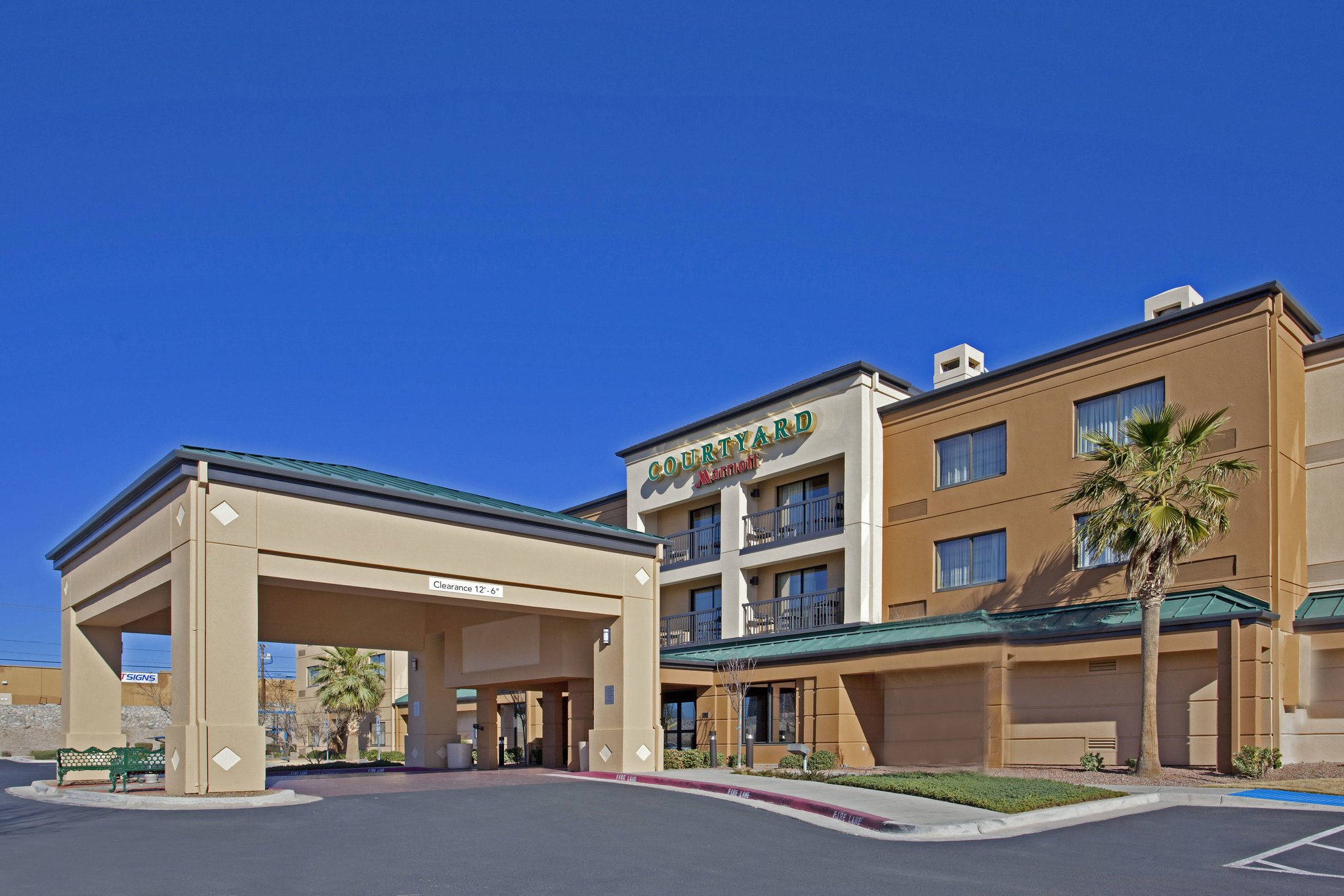 Courtyard El Paso Airport Marriott