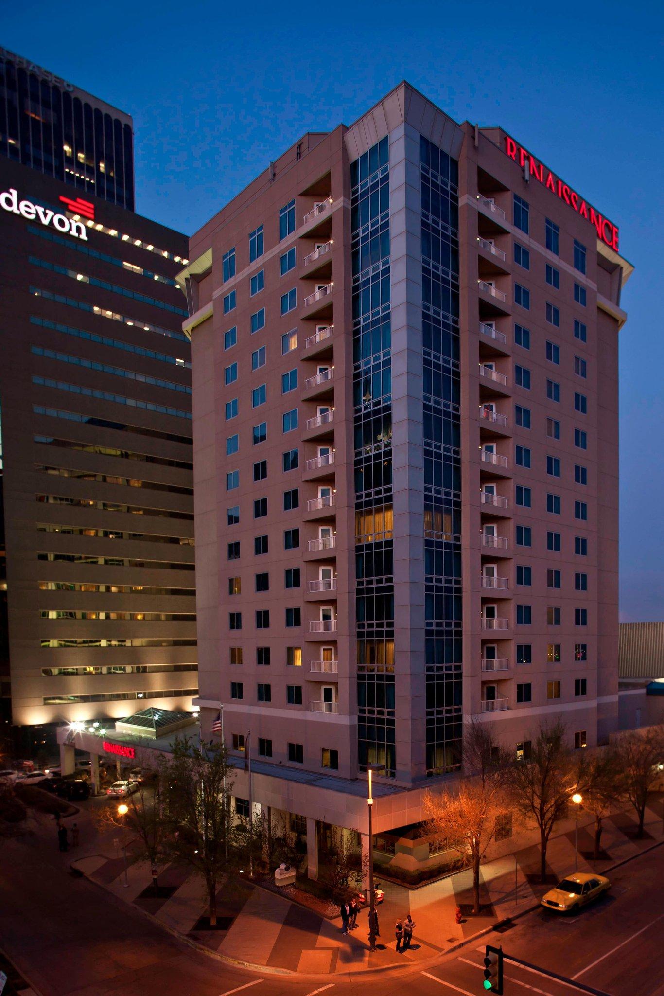Renaissance Oklahoma City Conv Ctr Hotel