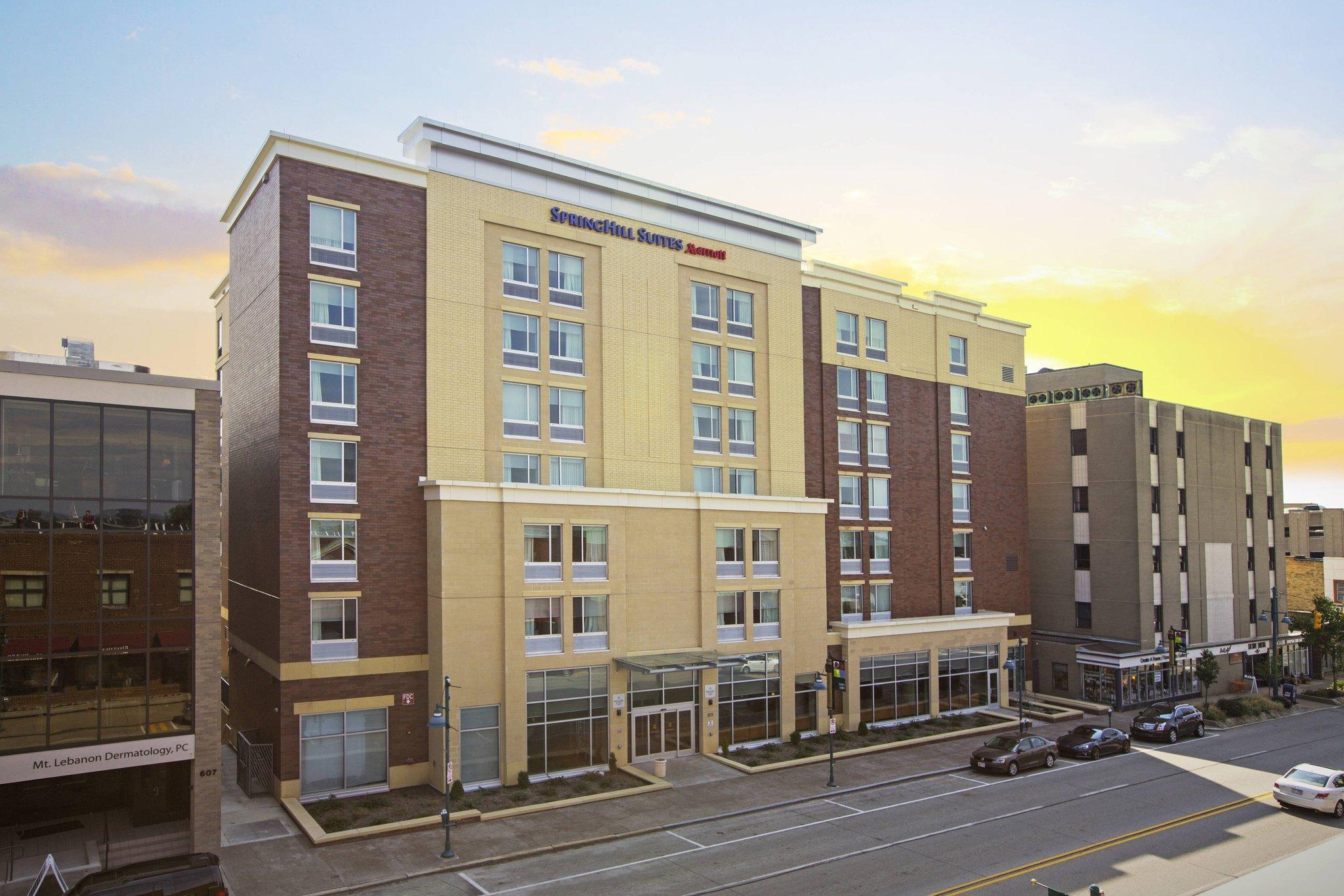 SpringHill Suites Pittsburgh/Mt Lebanon