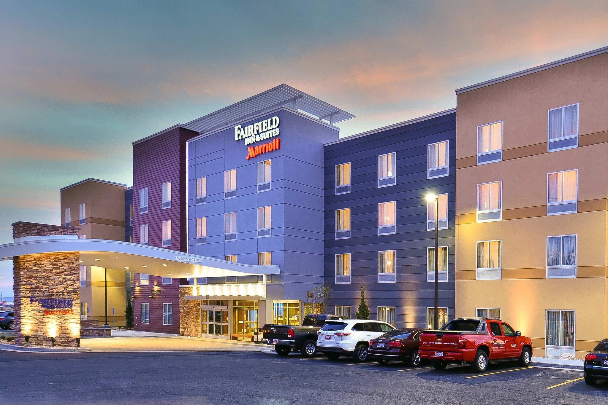 Fairfield Inn & Suites Provo Orem