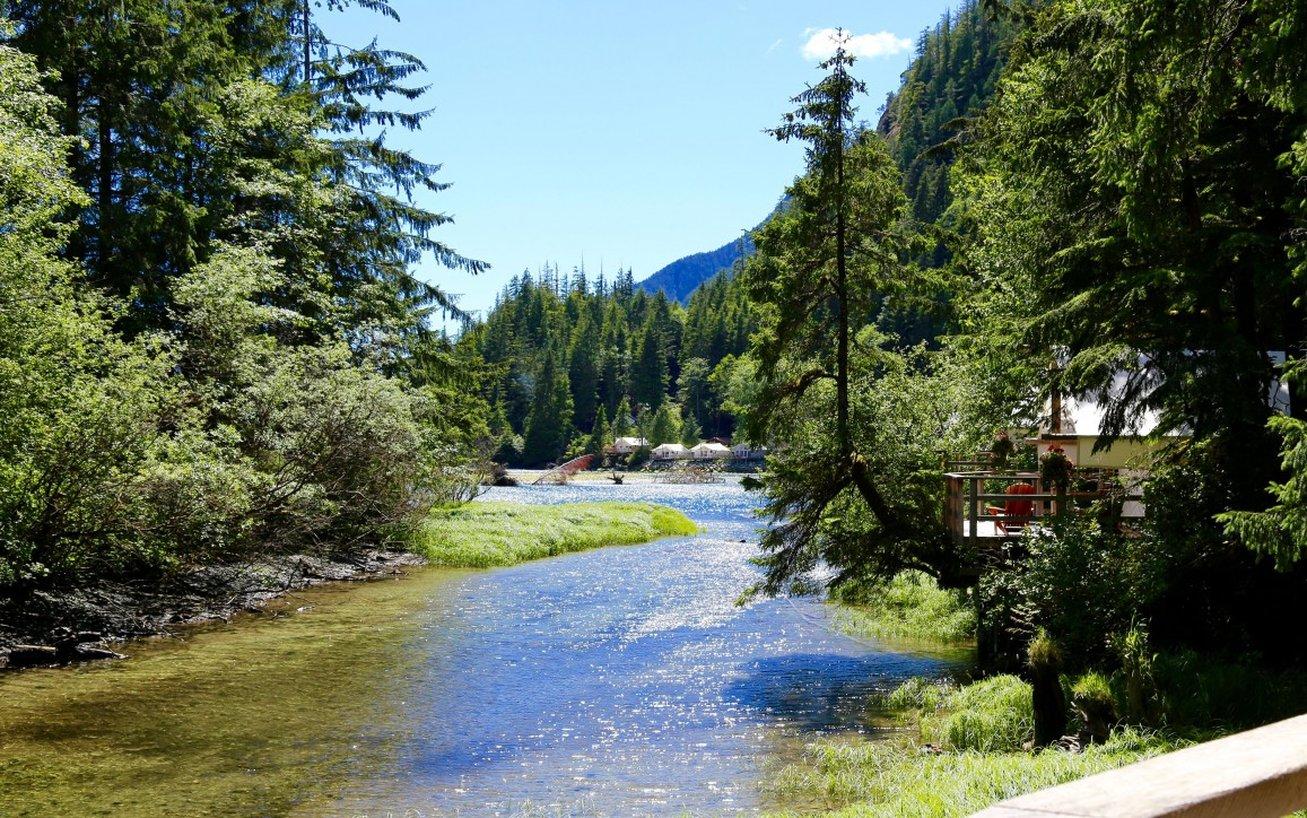 Clayoquot Wilderness Resort & Spa