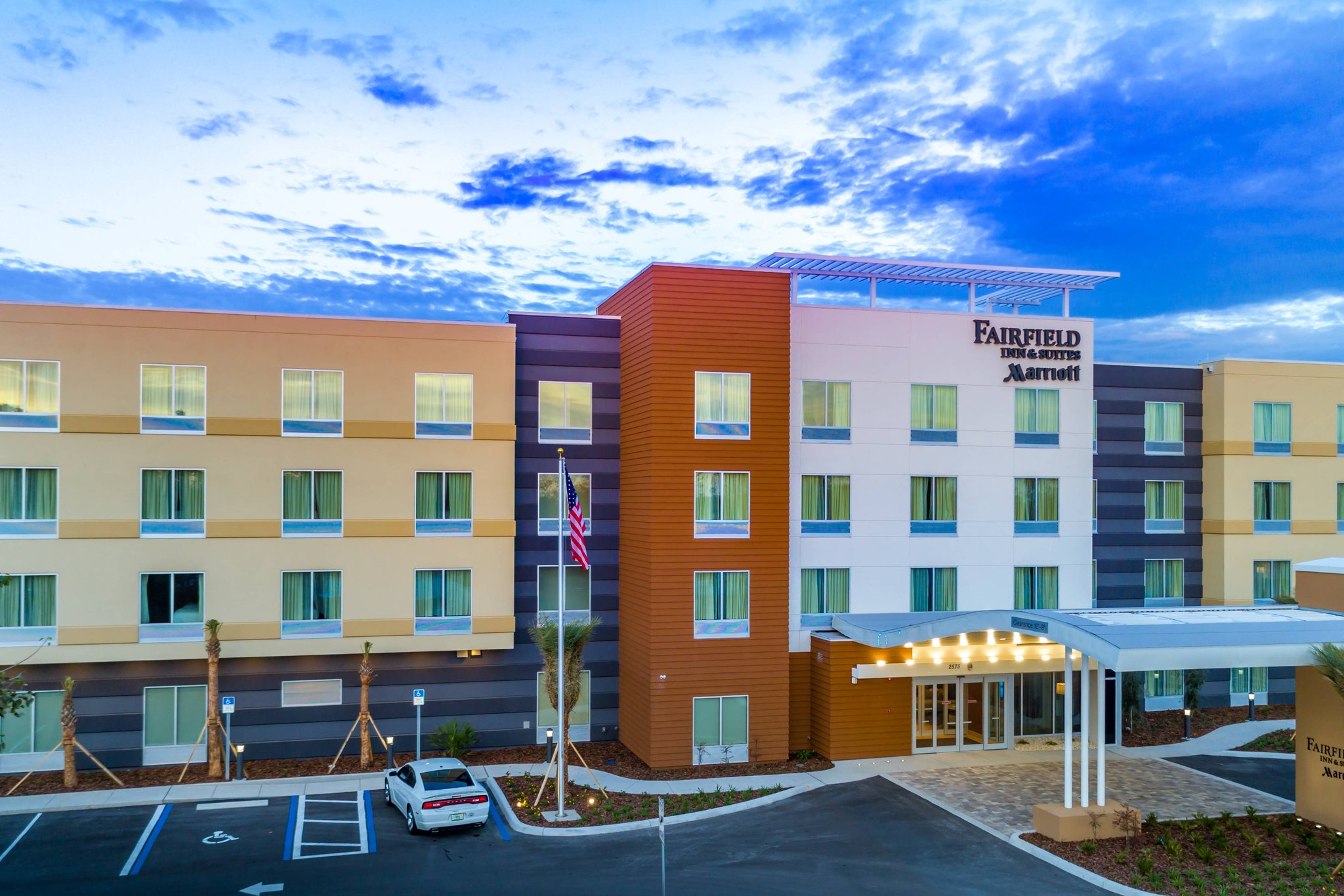 Fairfield Inn/Suites St Petersburg North