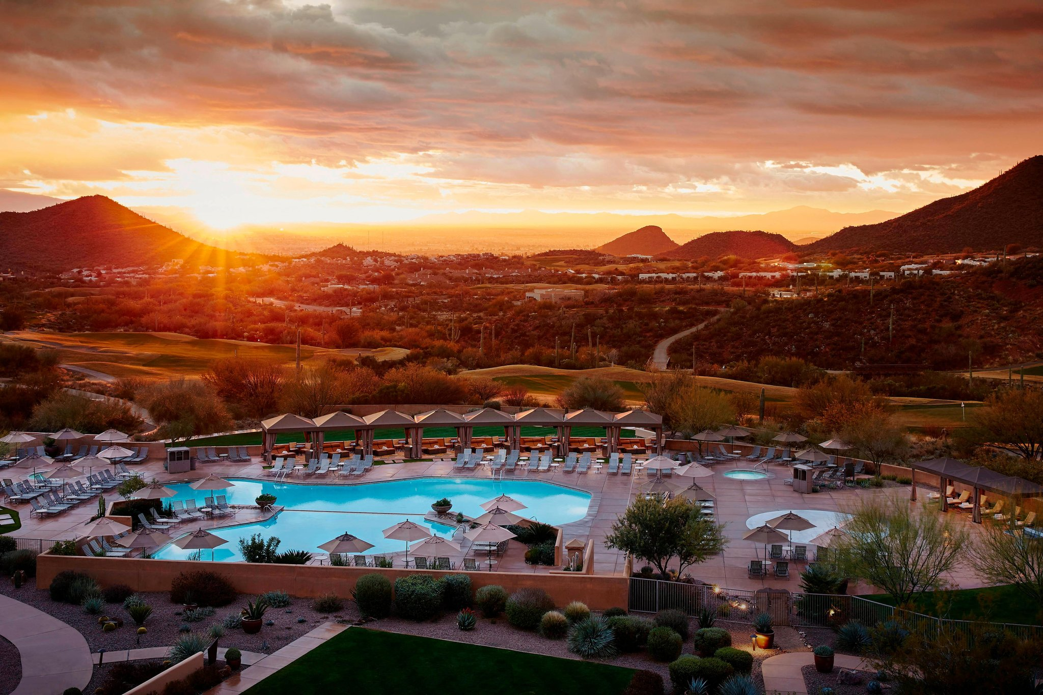 JW Marriott Tucson Starr Pass Resort
