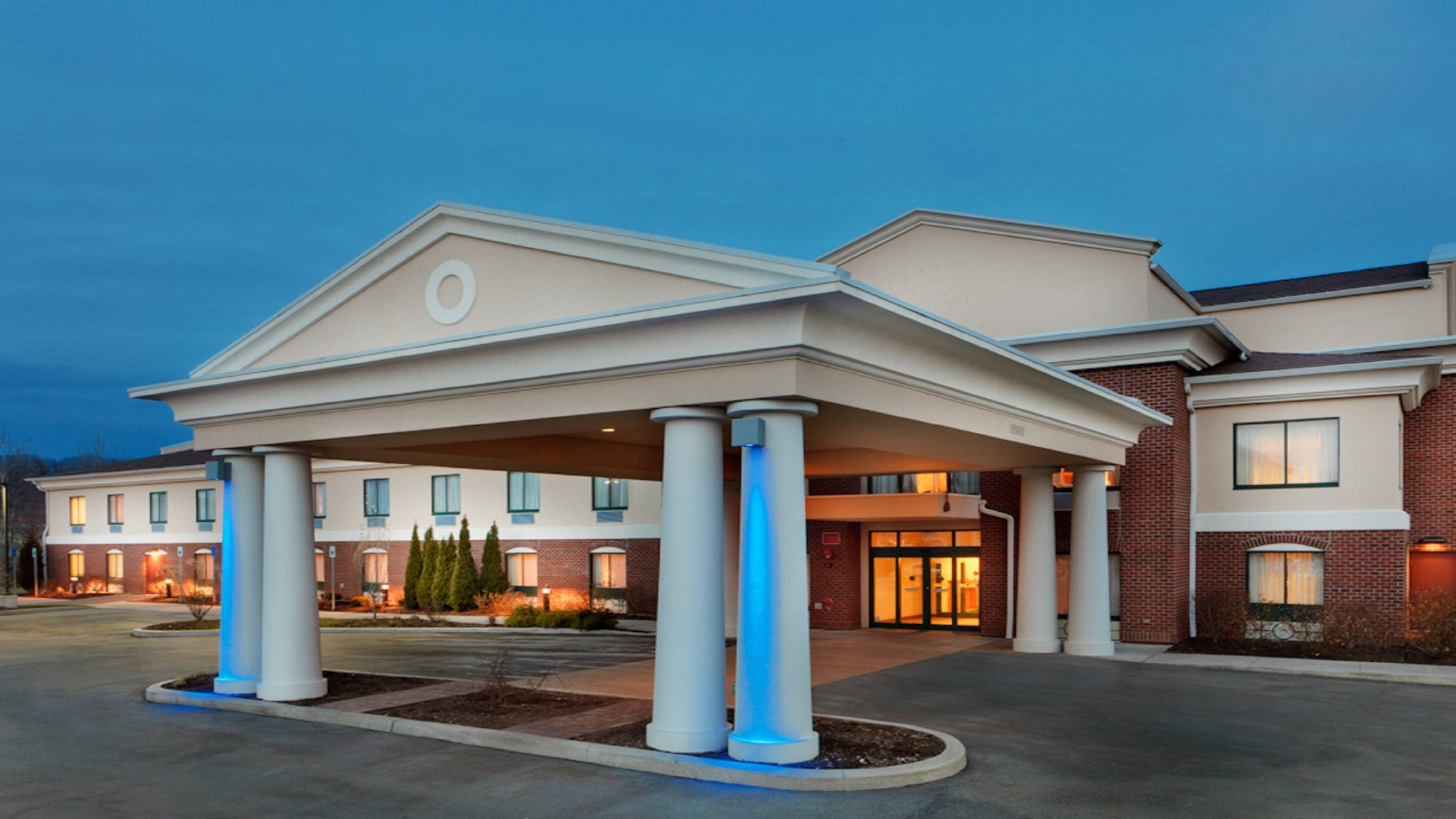 Holiday Inn Express Rochester/Victor