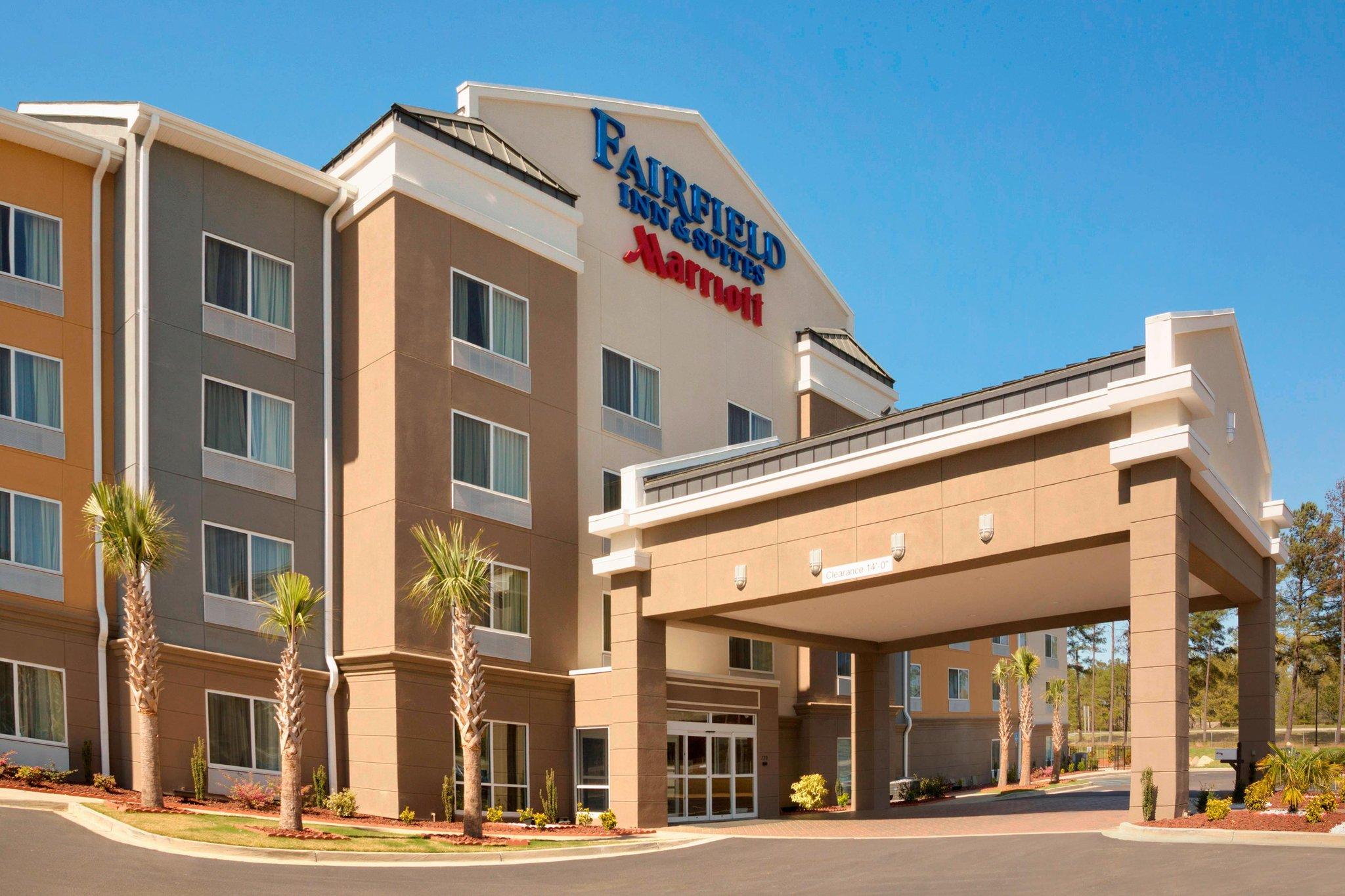 Fairfield Inn & Suites Columbia NE