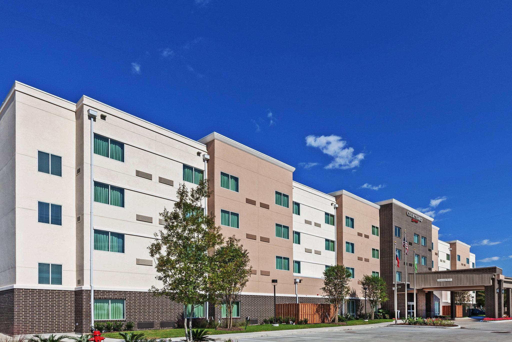 Courtyard Houston I-10 W/Barker Cypress