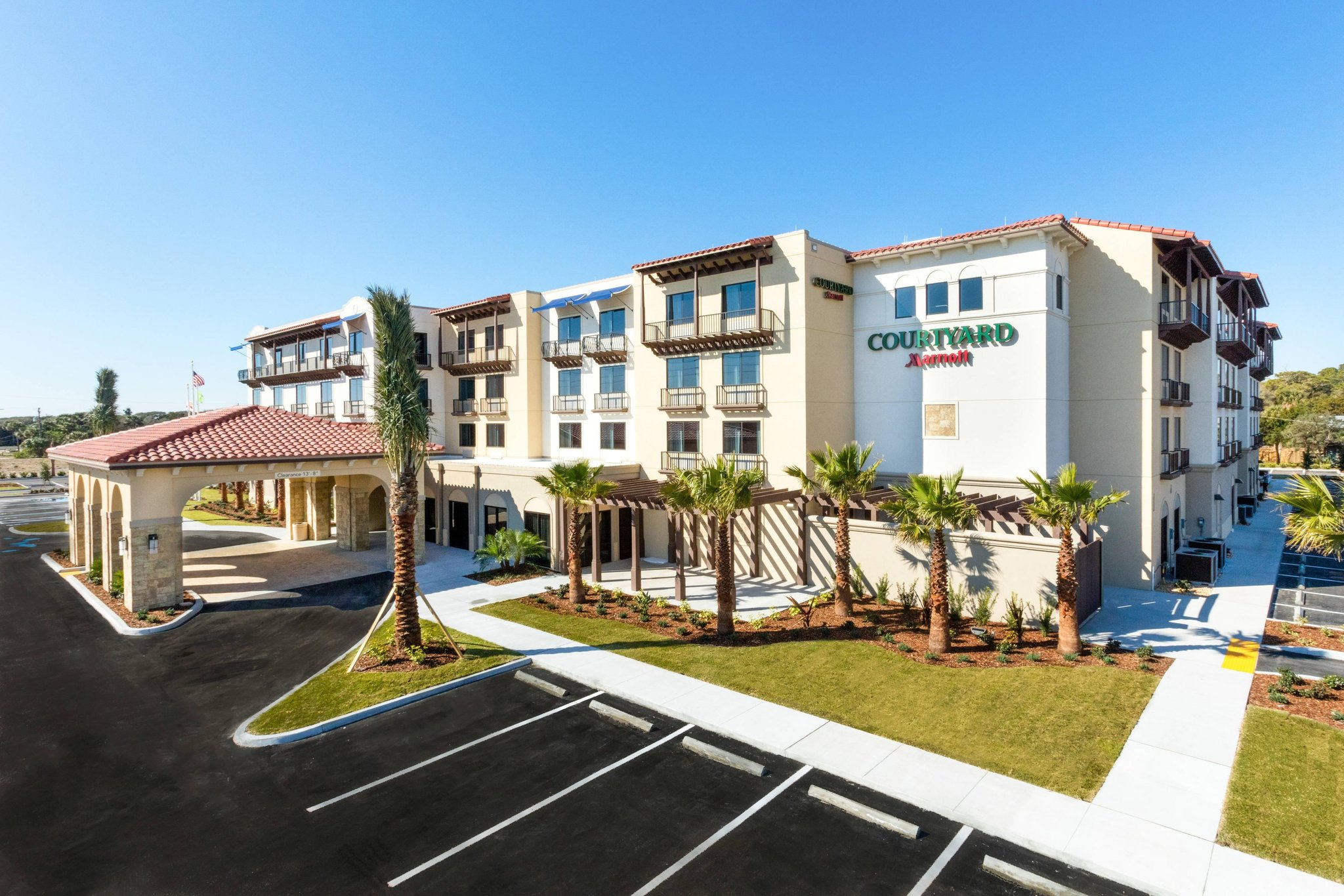 Courtyard St. Augustine Beach