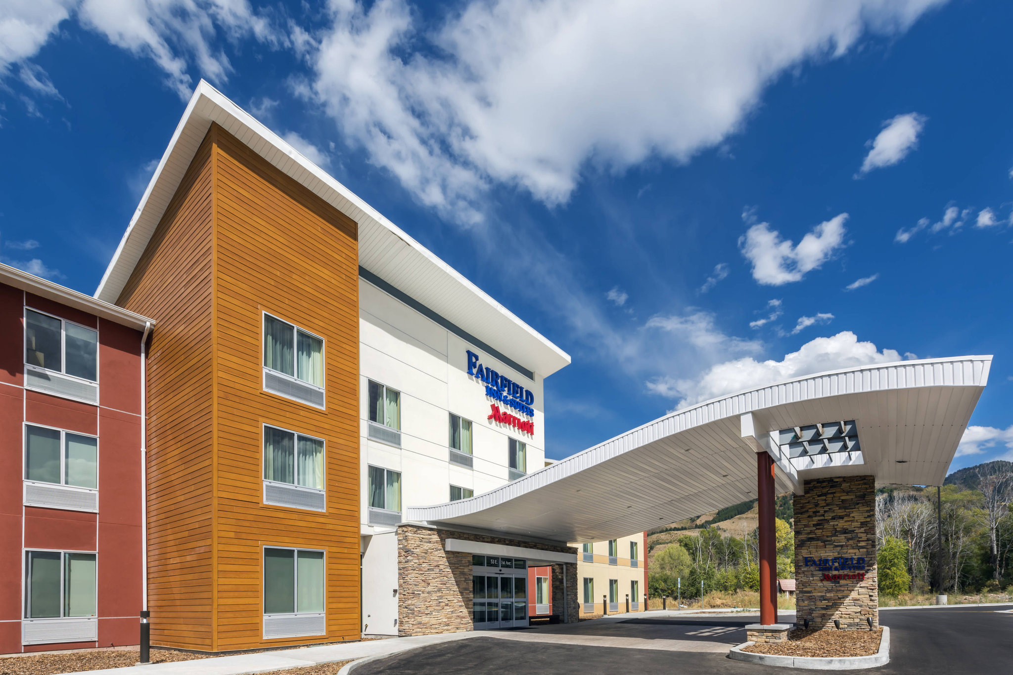 Fairfield Inn & Suites Afton