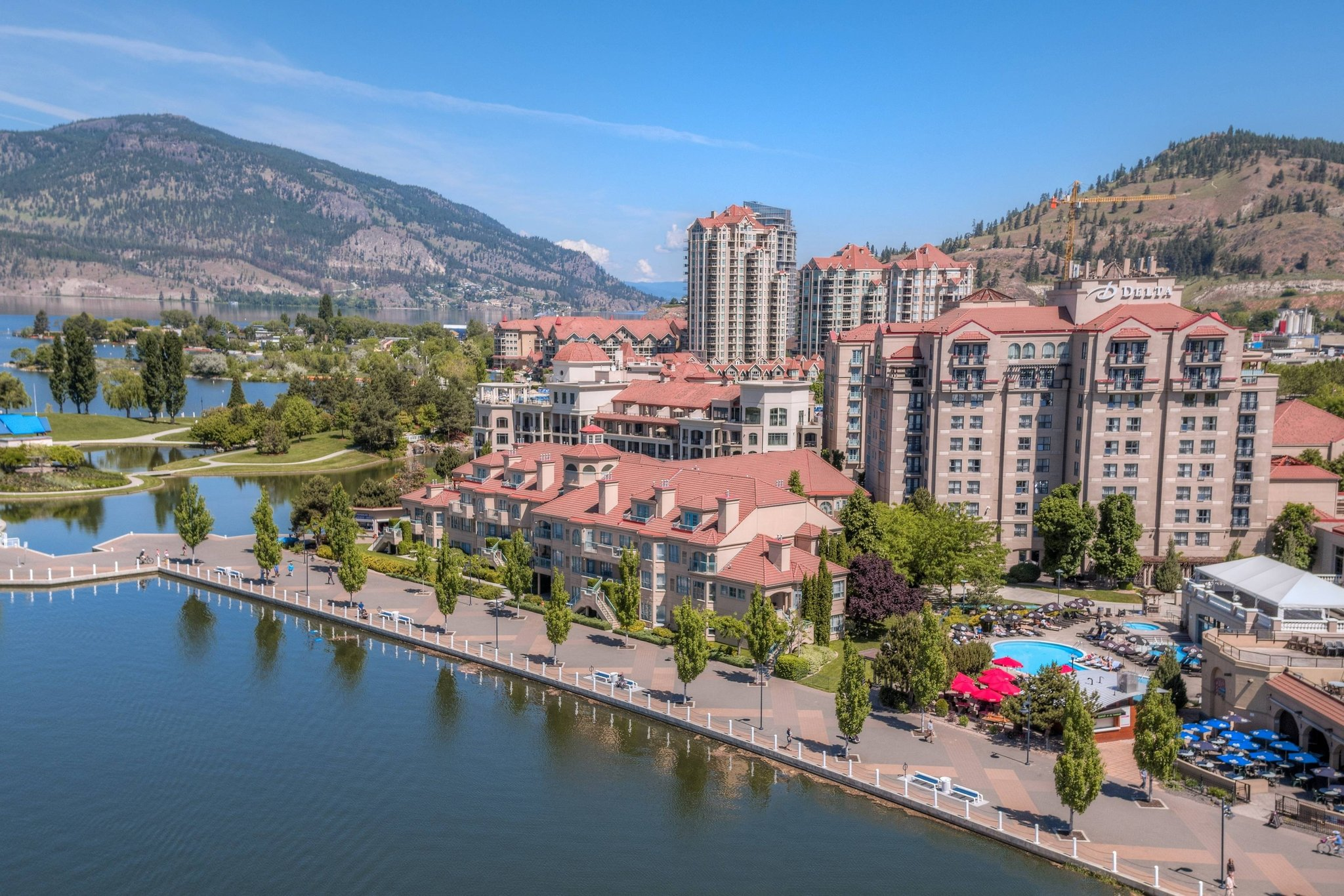 Delta Grand Okanagan Resort & Conf Ctr