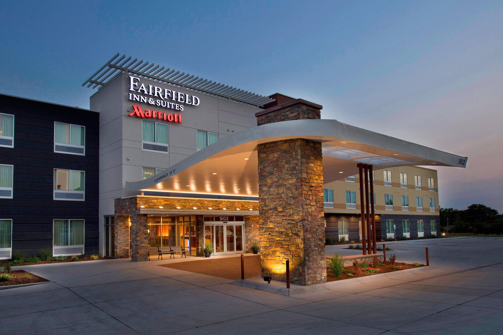 Fairfield Inn & Suites Scottsbluff