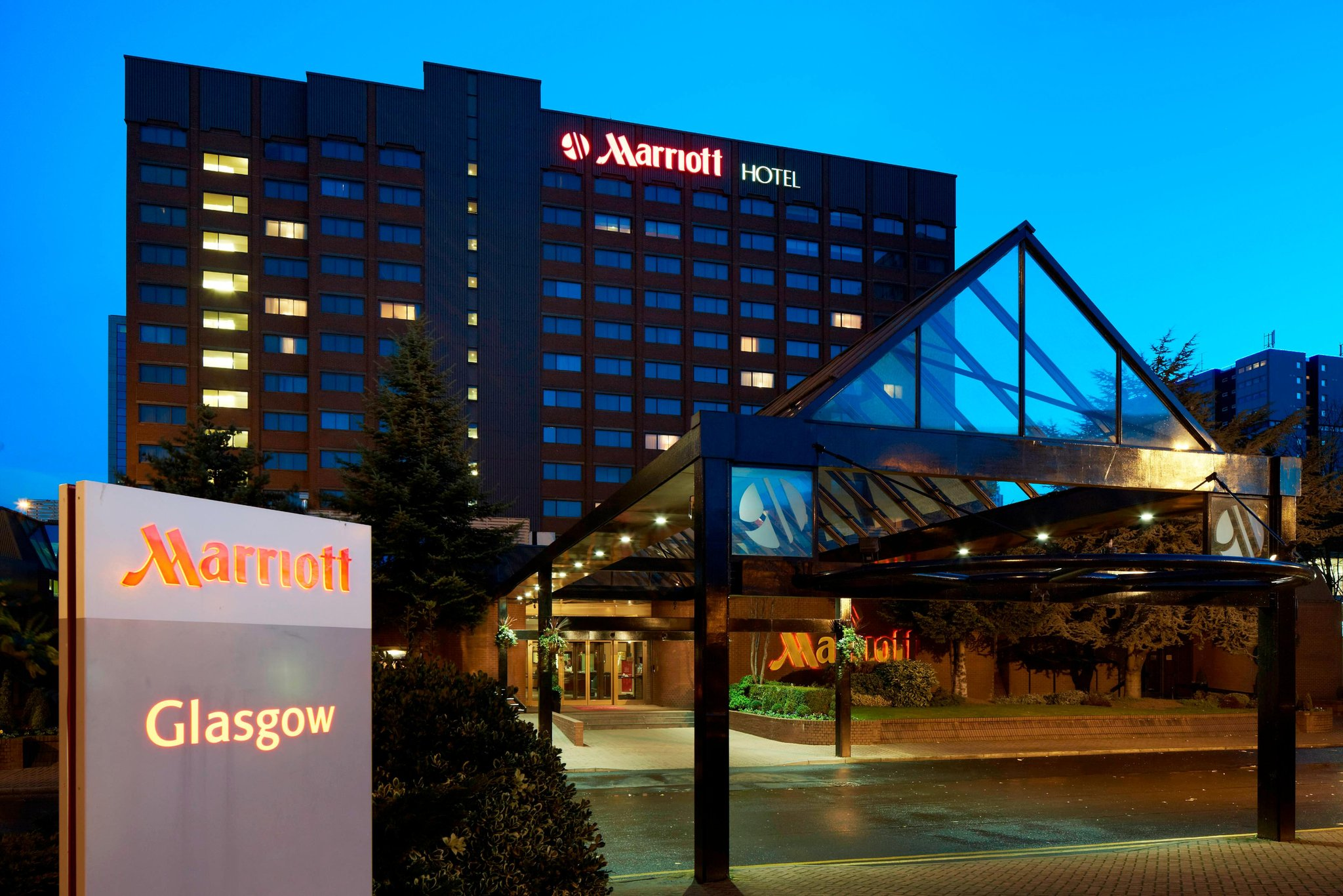 Marriott Glasgow
