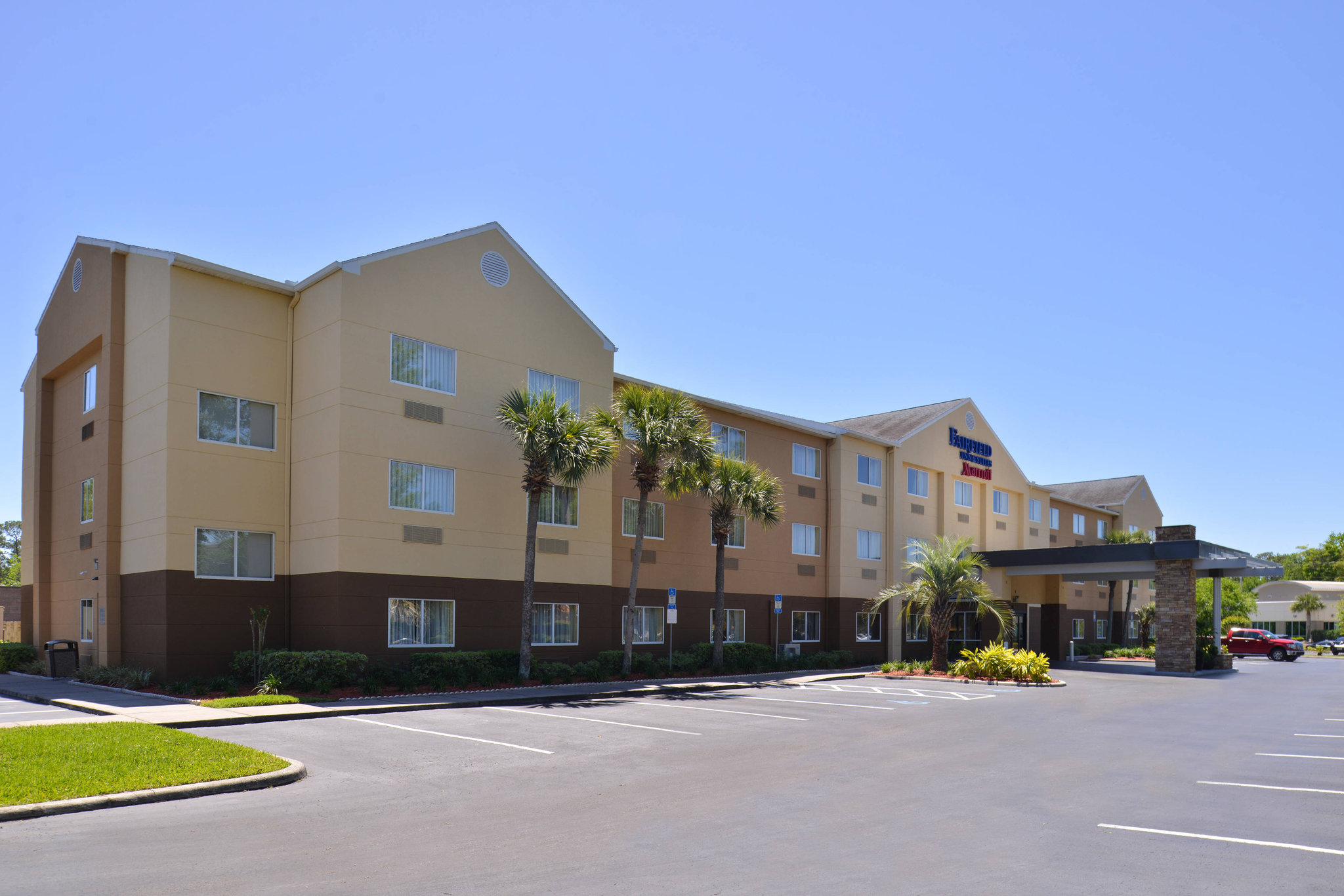 Fairfield Inn & Suites Jacksonville