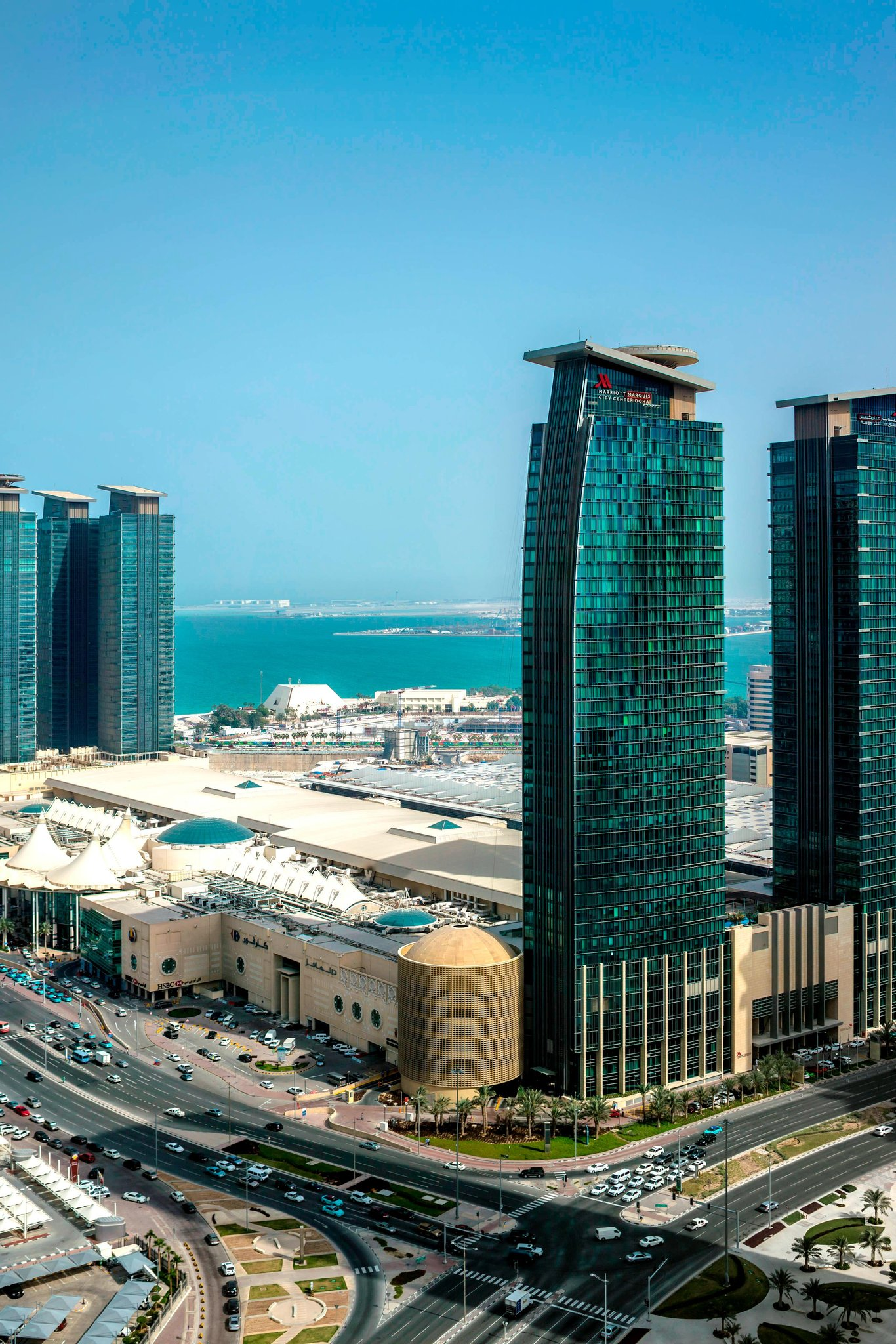 Marriott Marquis City Center Hotel Doha