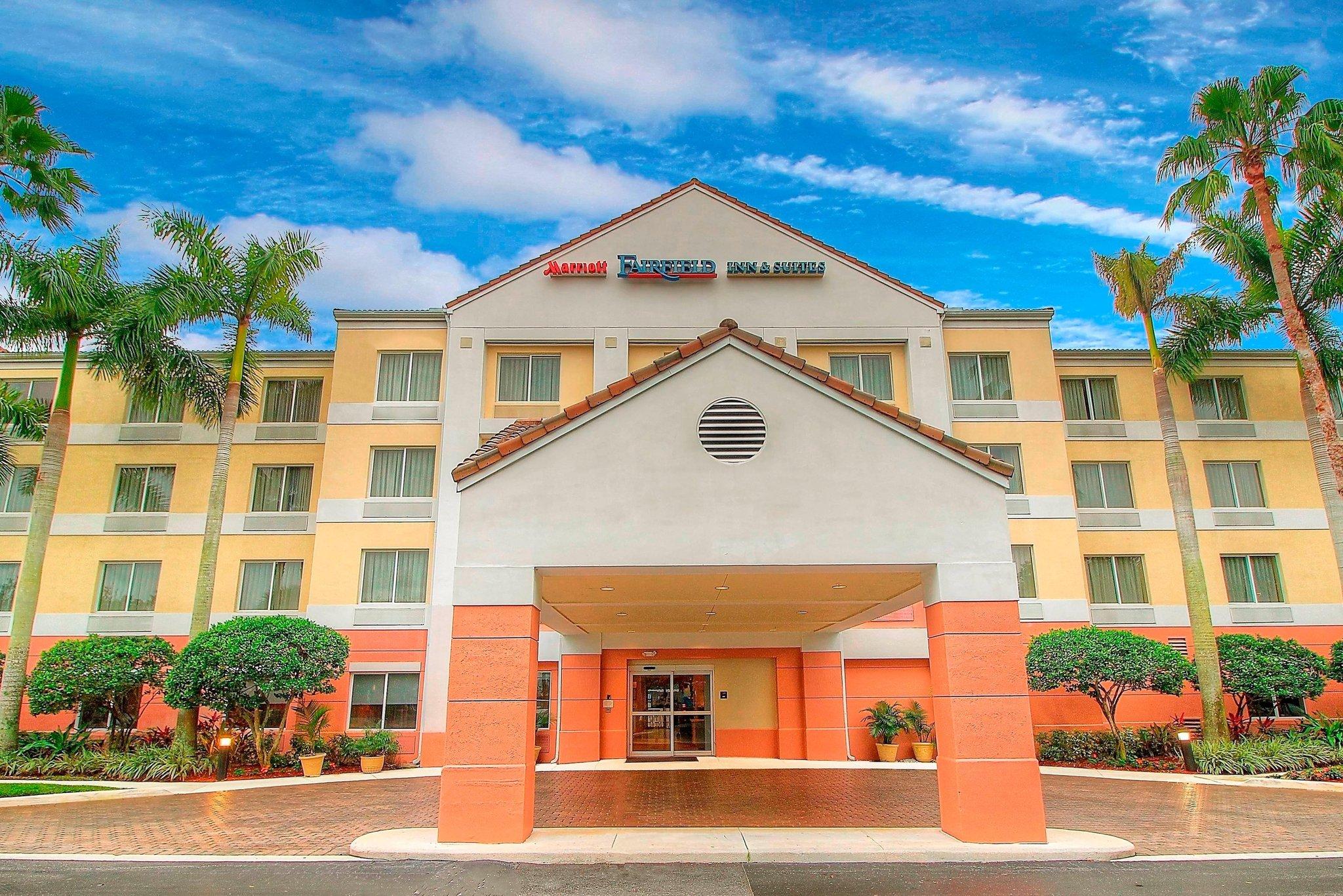 Fairfield Inn & Suites West Palm Beach