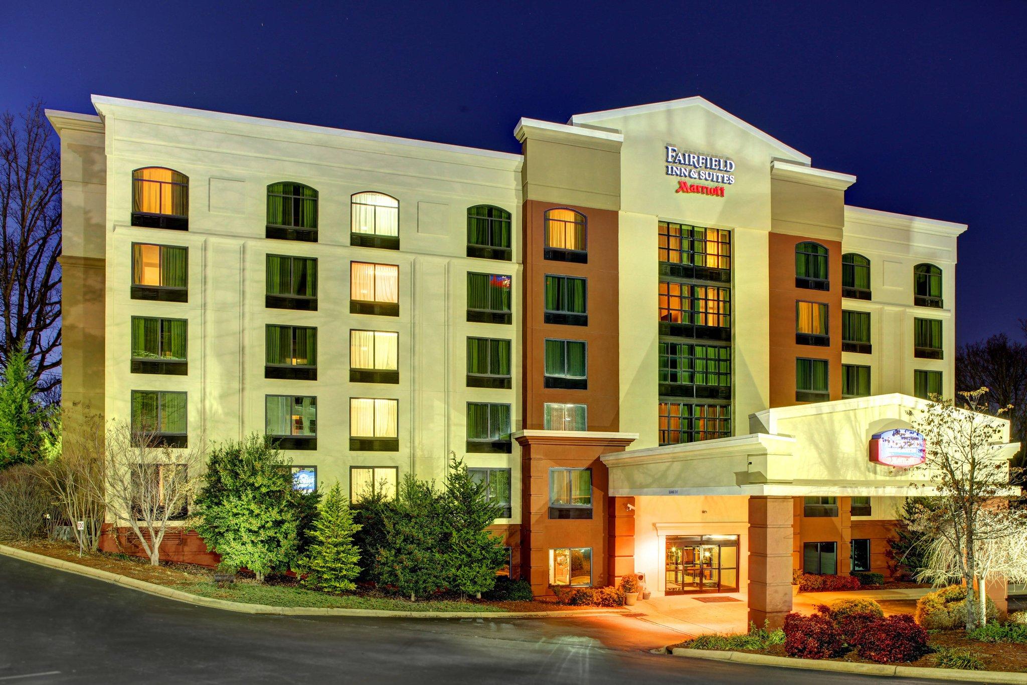 Fairfield Inn & Suites Asheville South