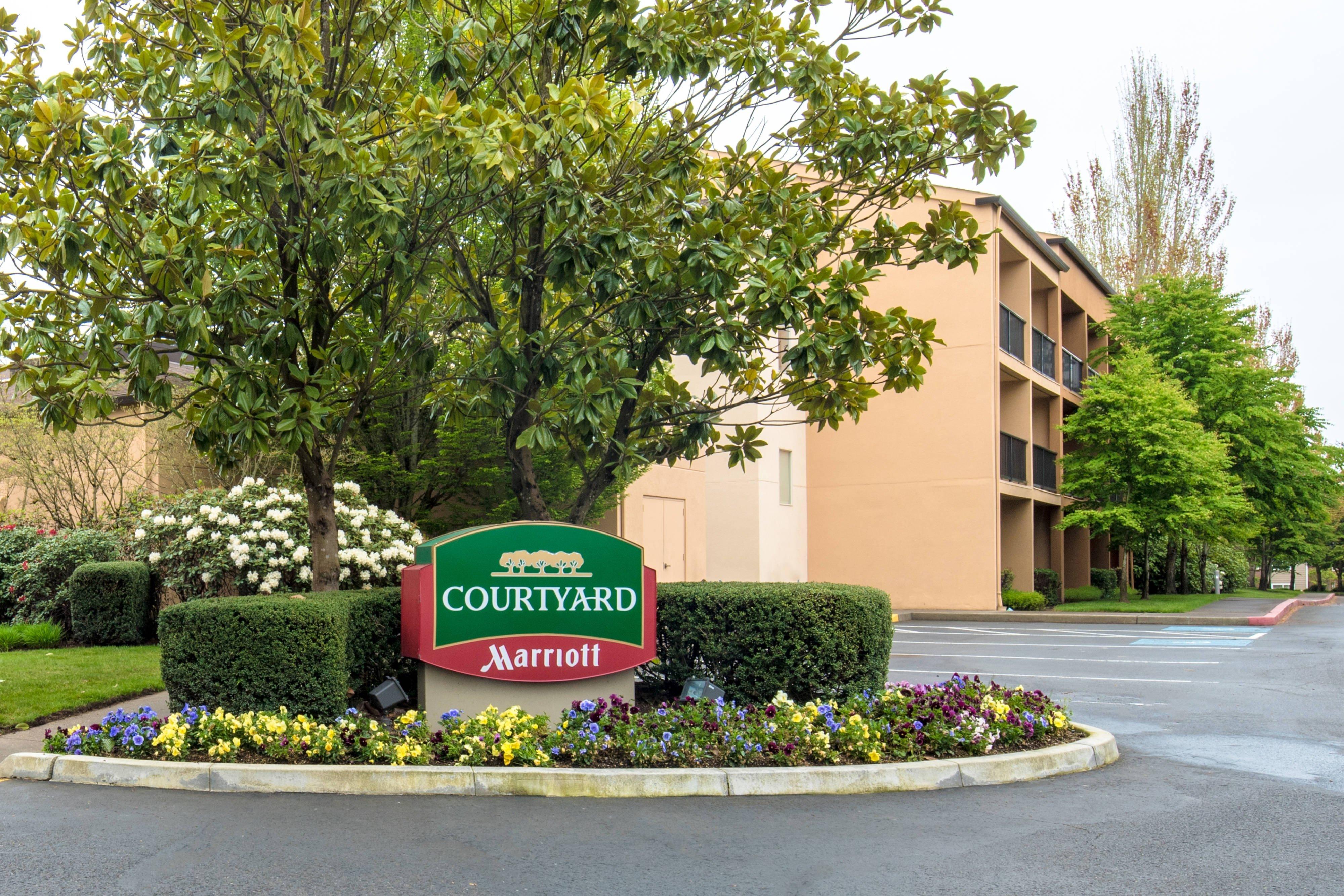 Courtyard Marriott Hillsboro