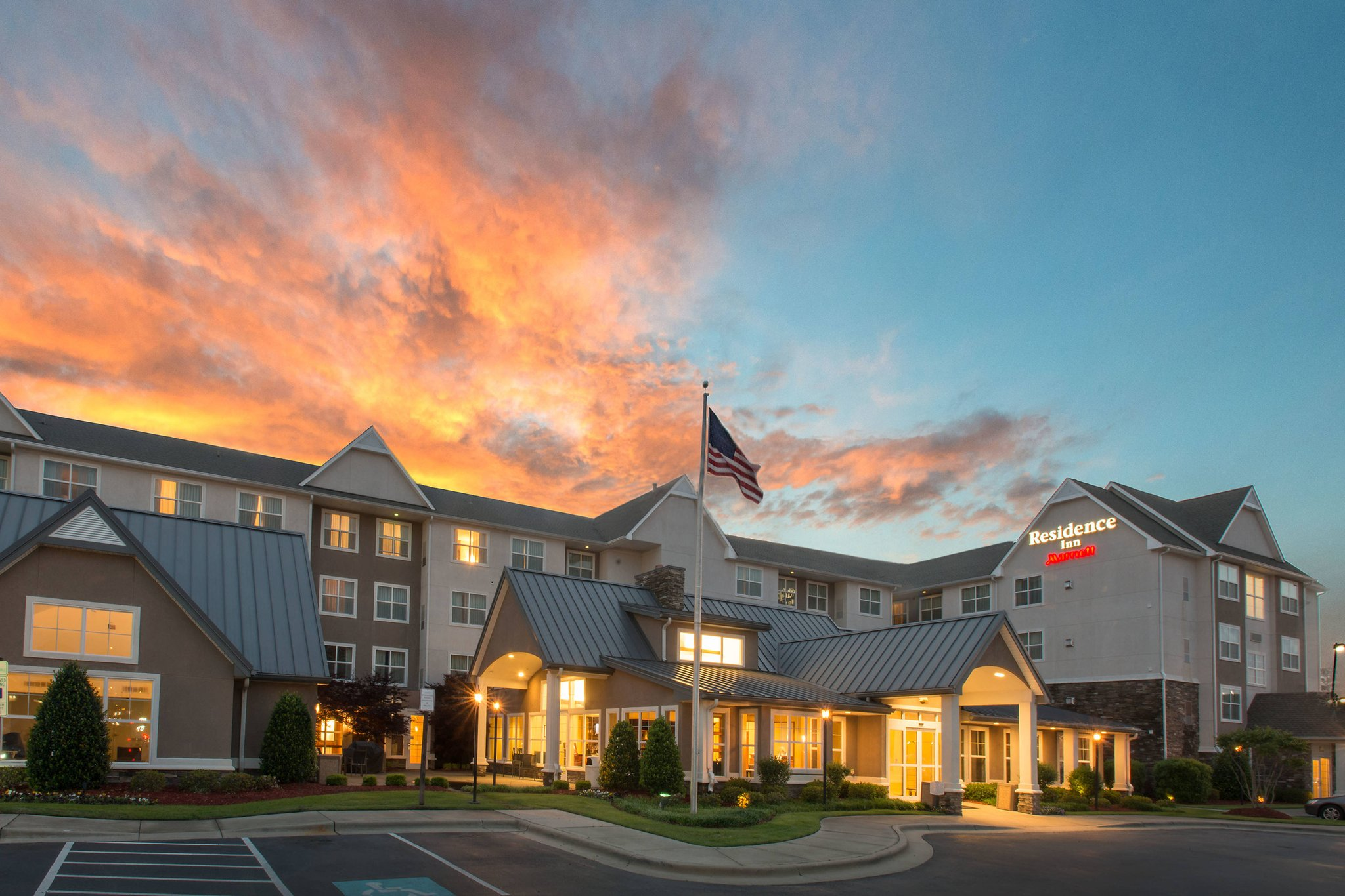 Residence Inn Fayetteville Cross Creek