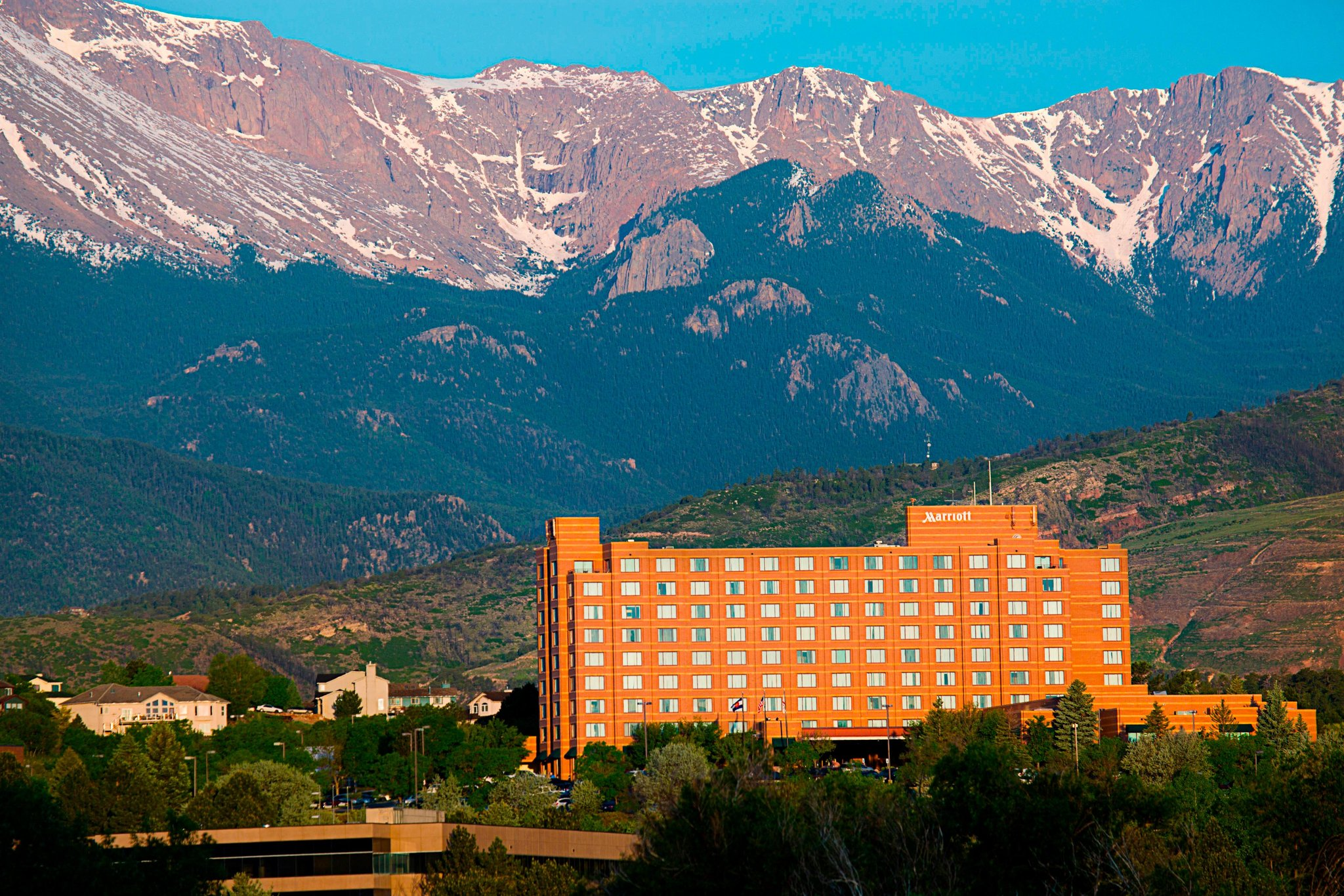 Marriott Colorado Springs