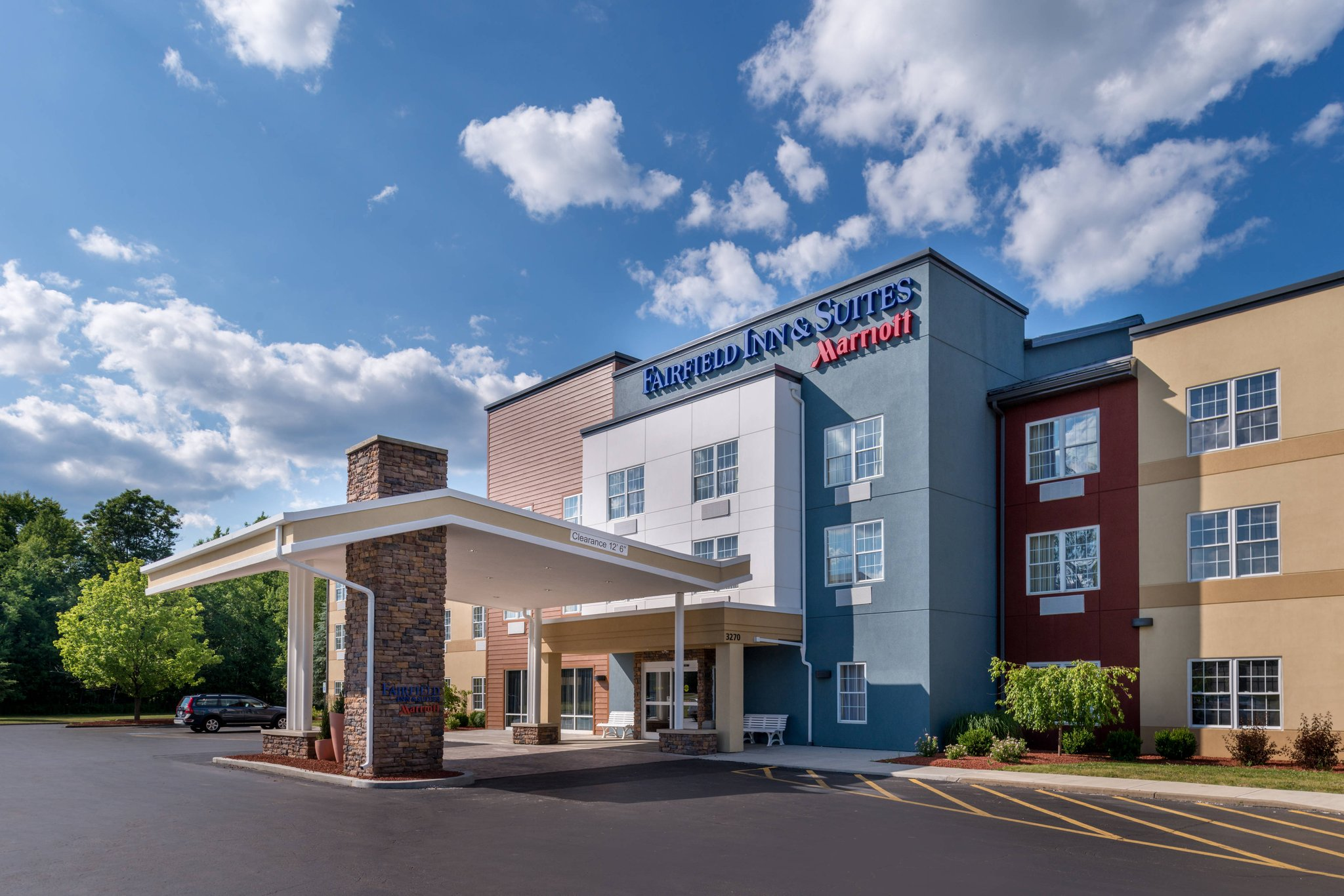 Fairfield Inn & Suites, Olean