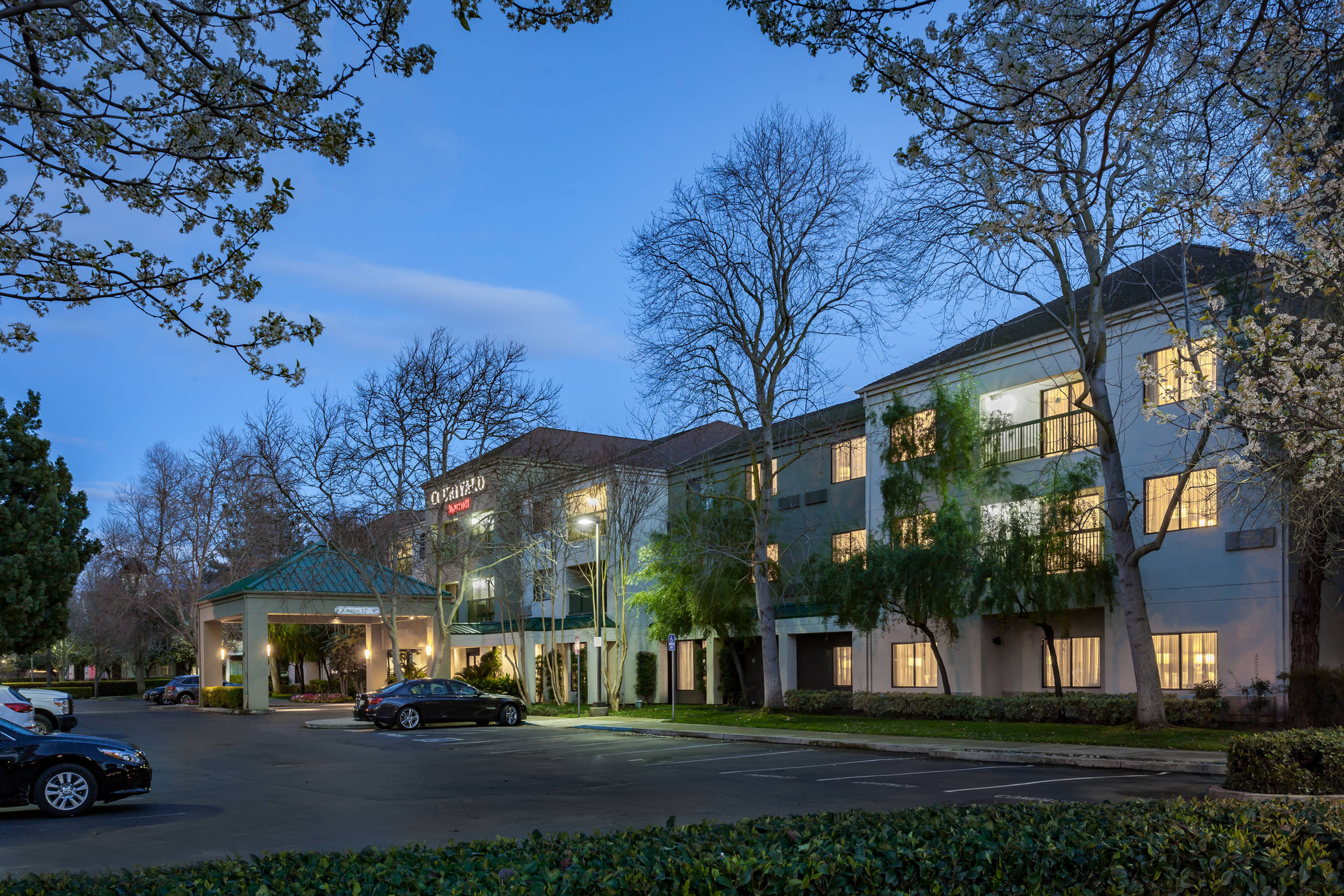 Courtyard Stockton