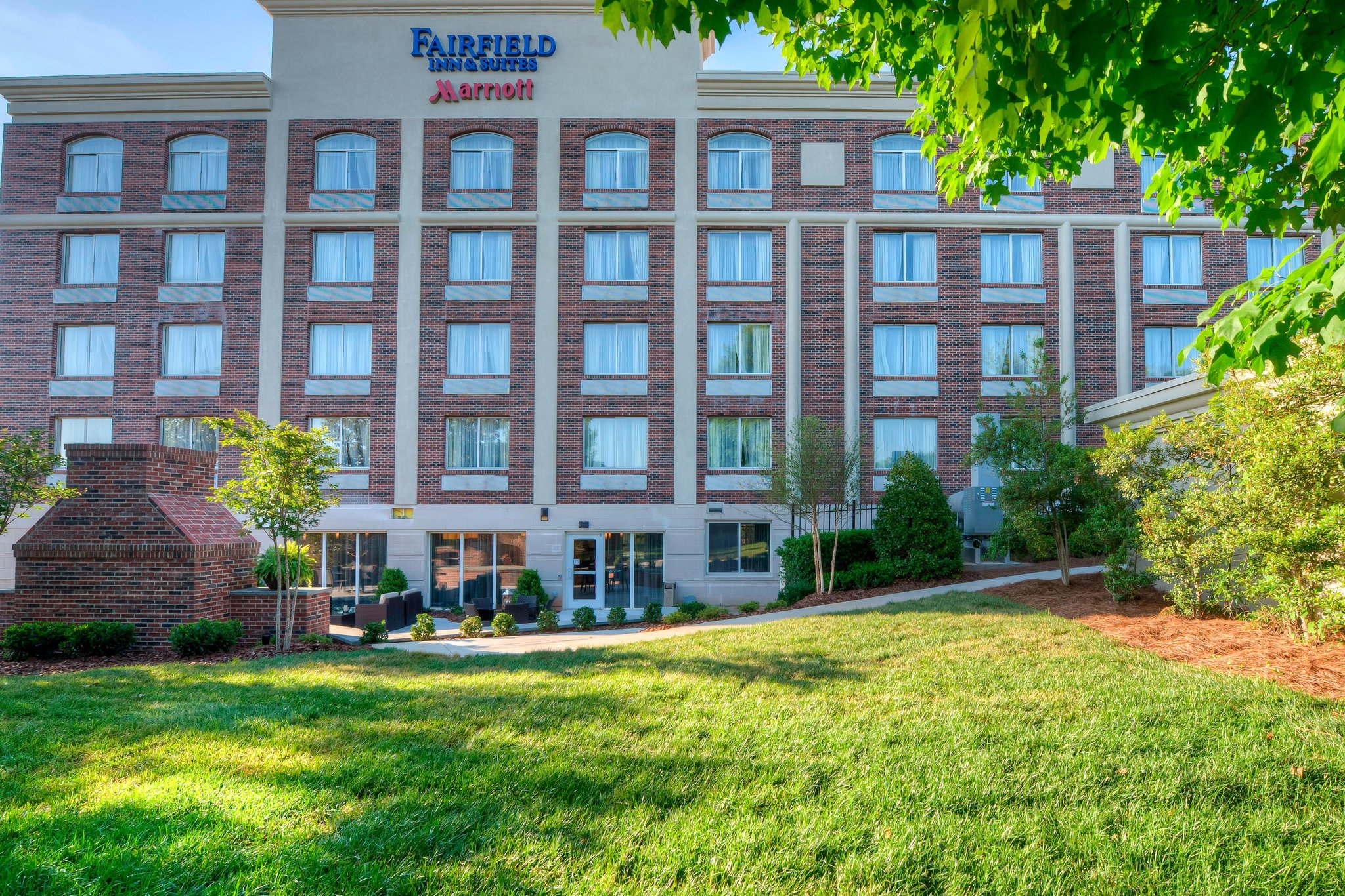 Fairfield Inn/Suites Winston-Salem Dtwn