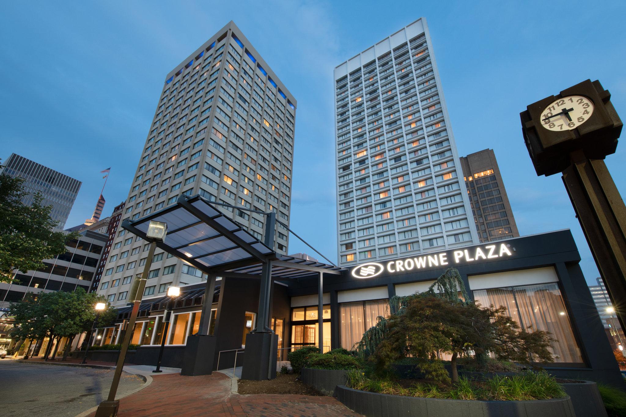Crowne Plaza Baltimore Dwnt Inner Harbor