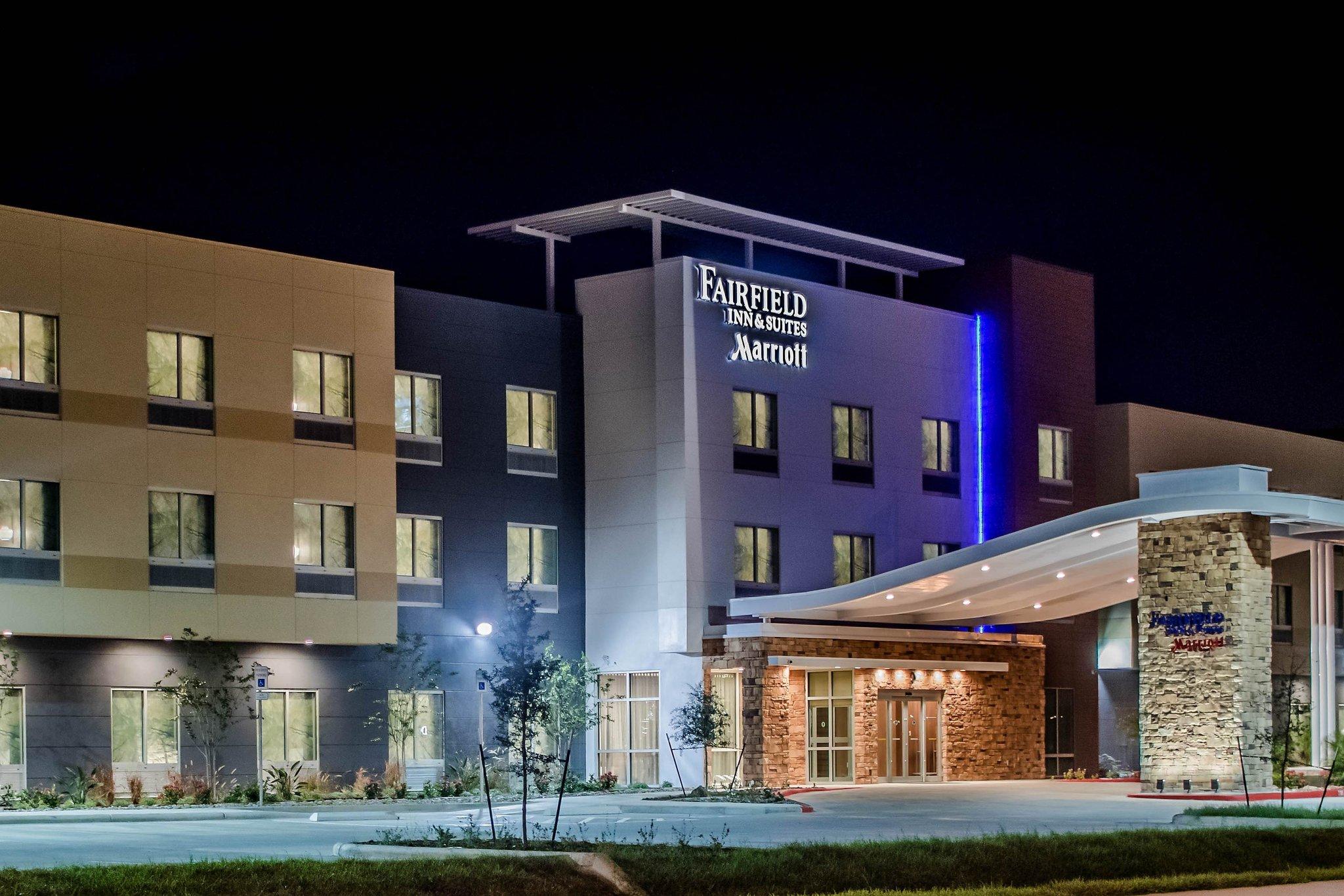 Fairfield Inn & Suites Brownsville North