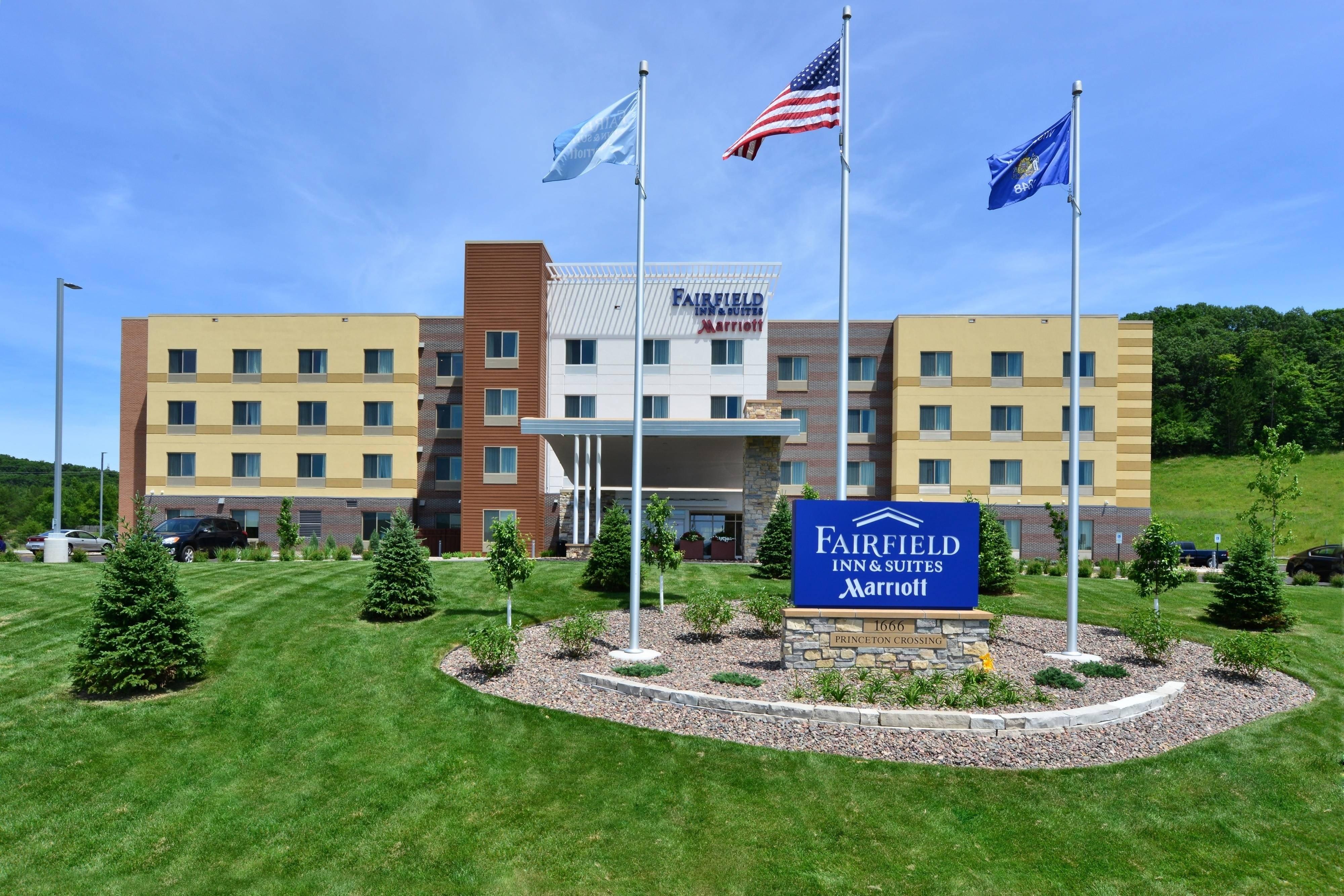 Fairfield Inn & Suites Eau Claire