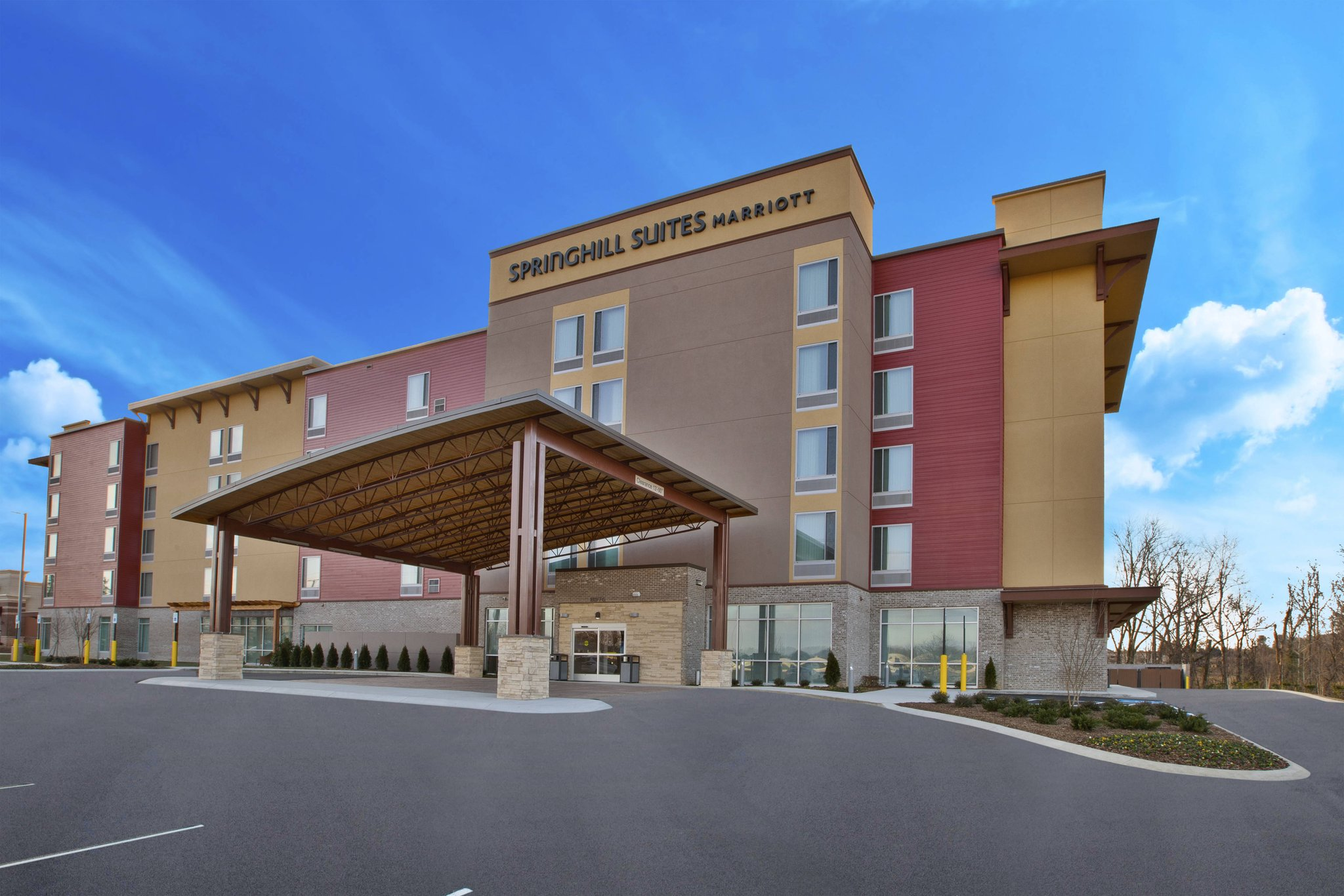 SpringHill Suites Chattanooga Ooltewah