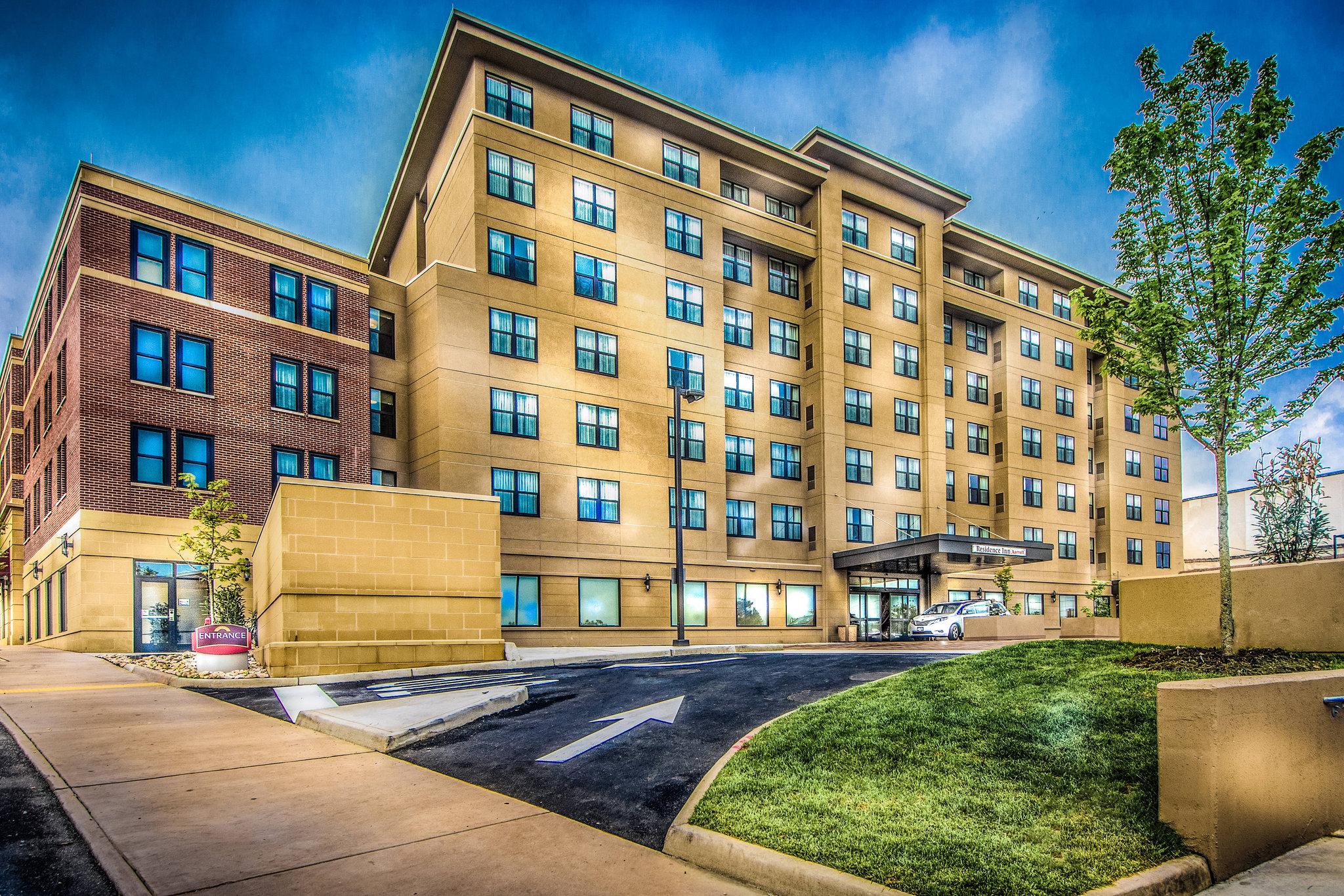 Residence Inn Charlottesville Downtown