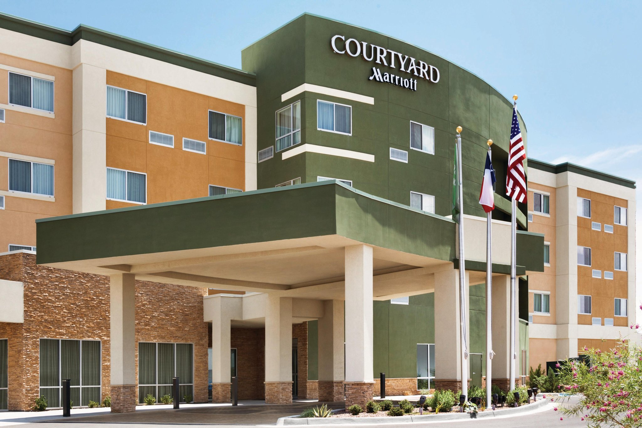 Courtyard by Marriott El Paso East/I-10