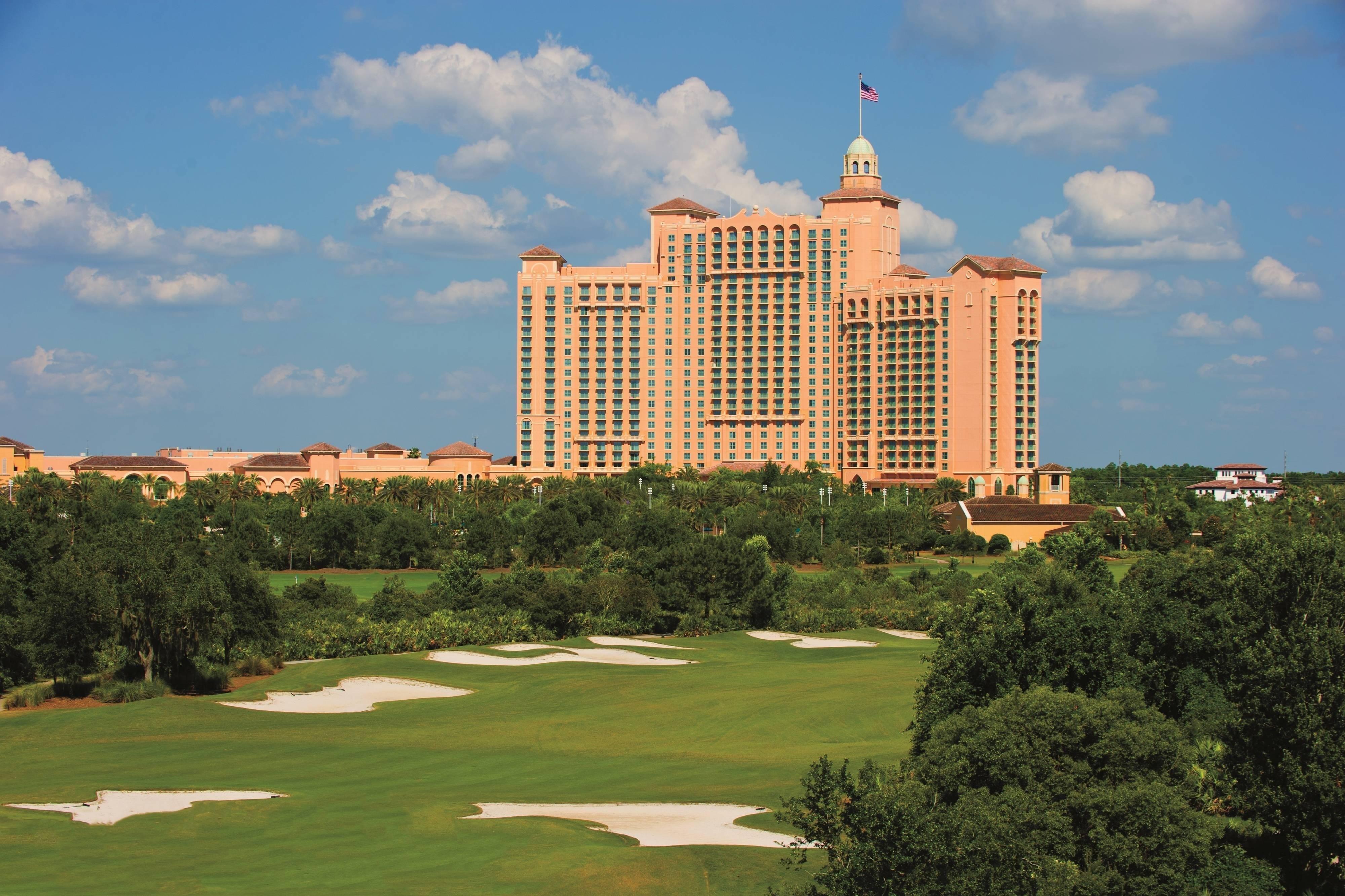 JW Marriott Orlando, Grande Lakes
