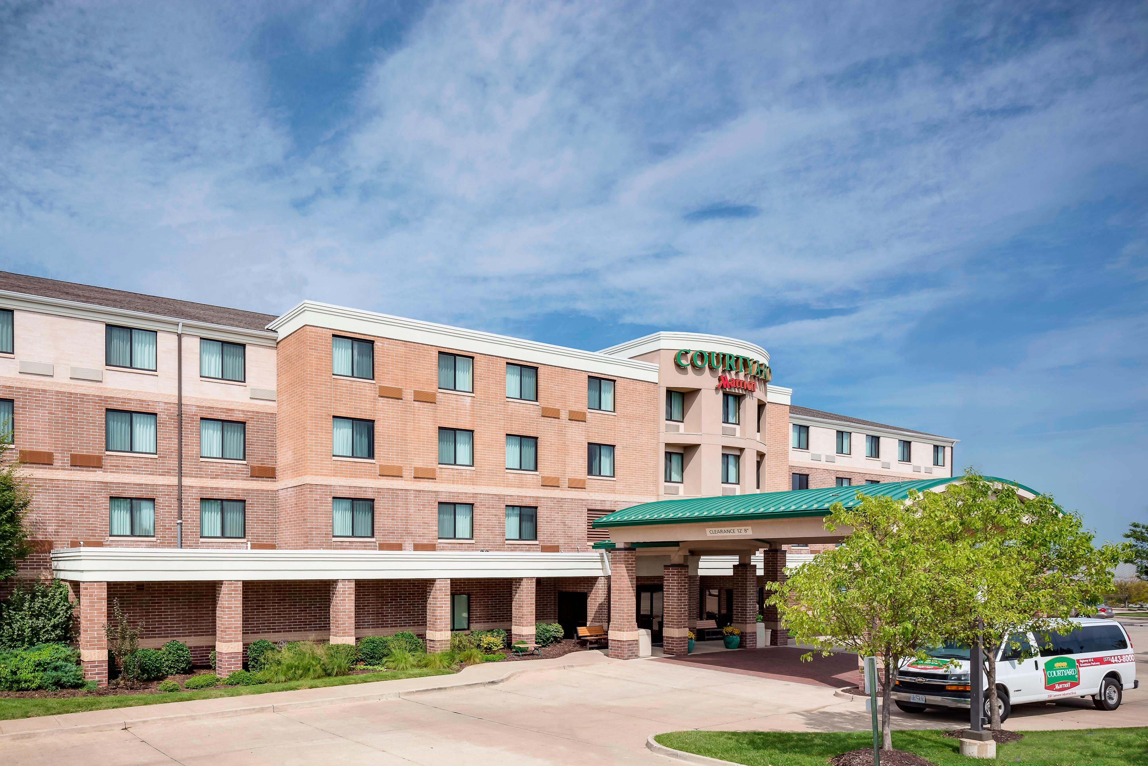 Courtyard by Marriott Columbia