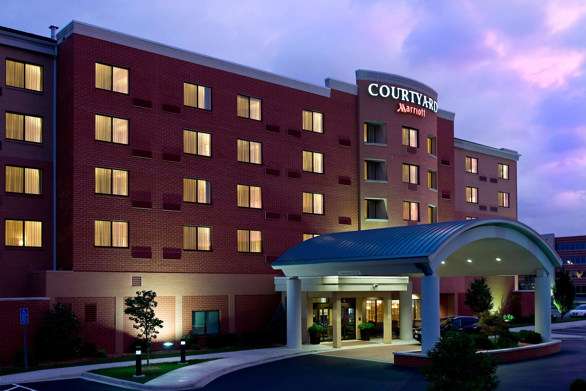 Courtyard by Marriott Cincinnati North