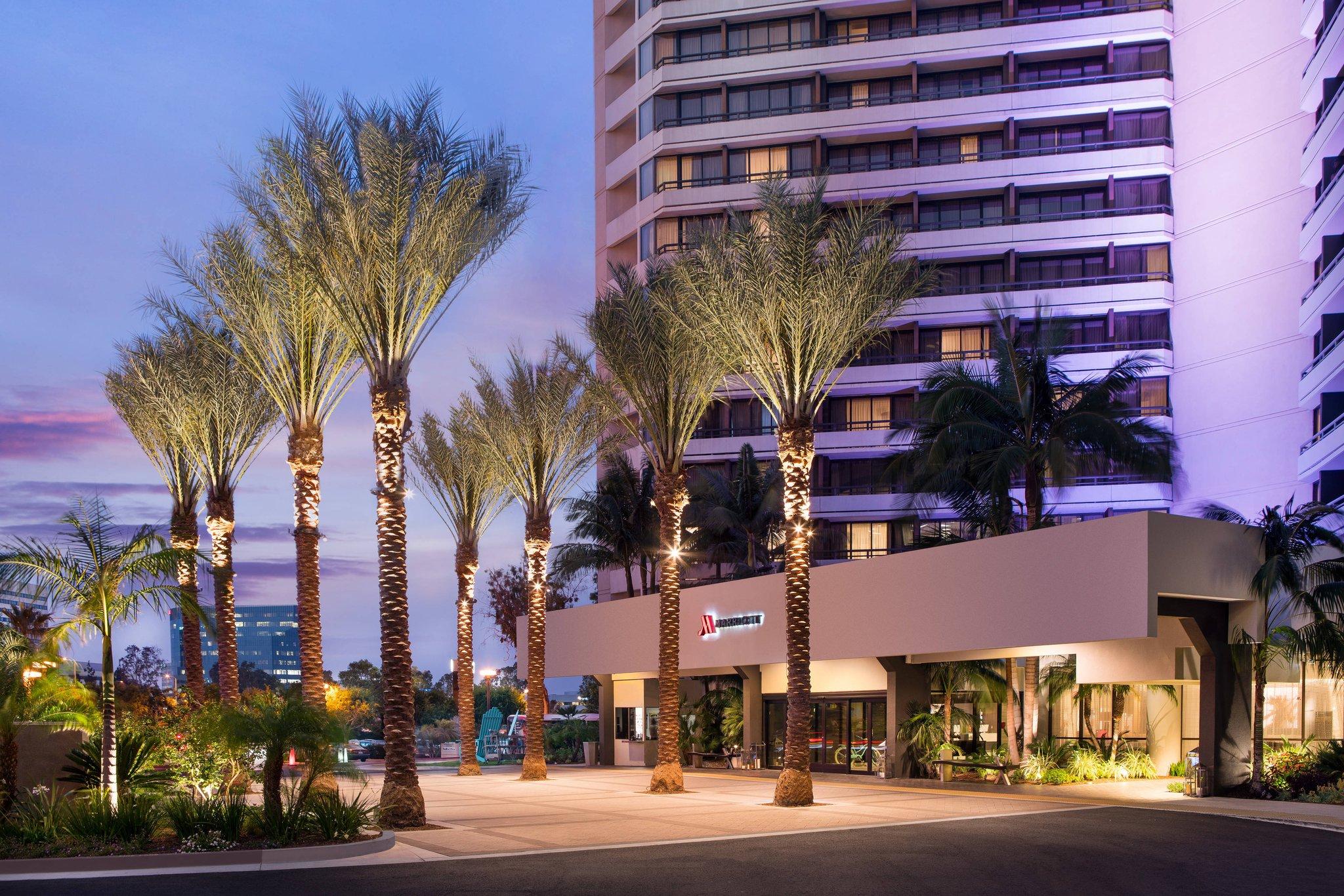 Marriott Hotel Irvine