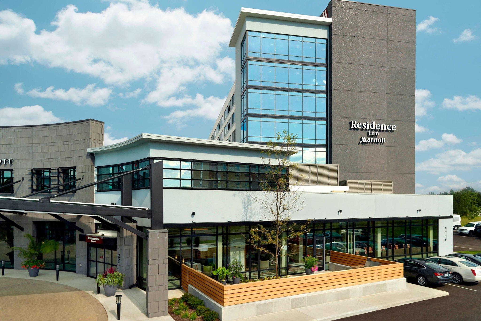 Residence Inn Columbus University Area
