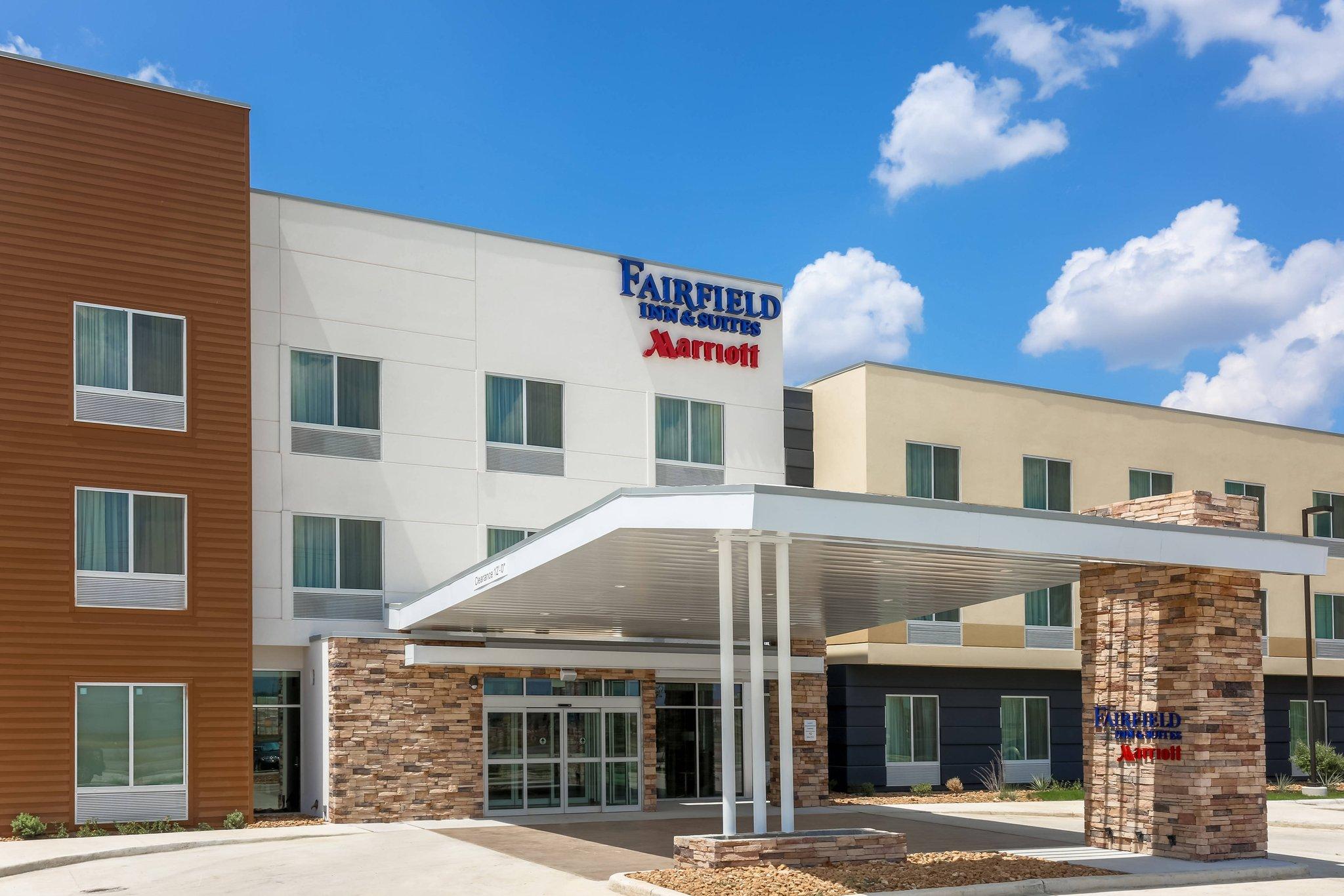 Fairfield Inn & Suites Cotulla