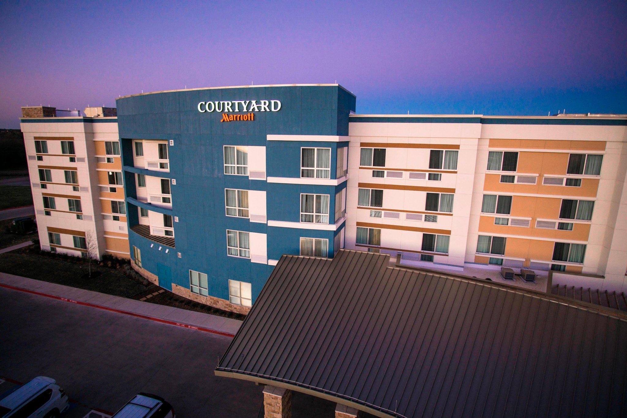 Courtyard Midlothian Conference Center