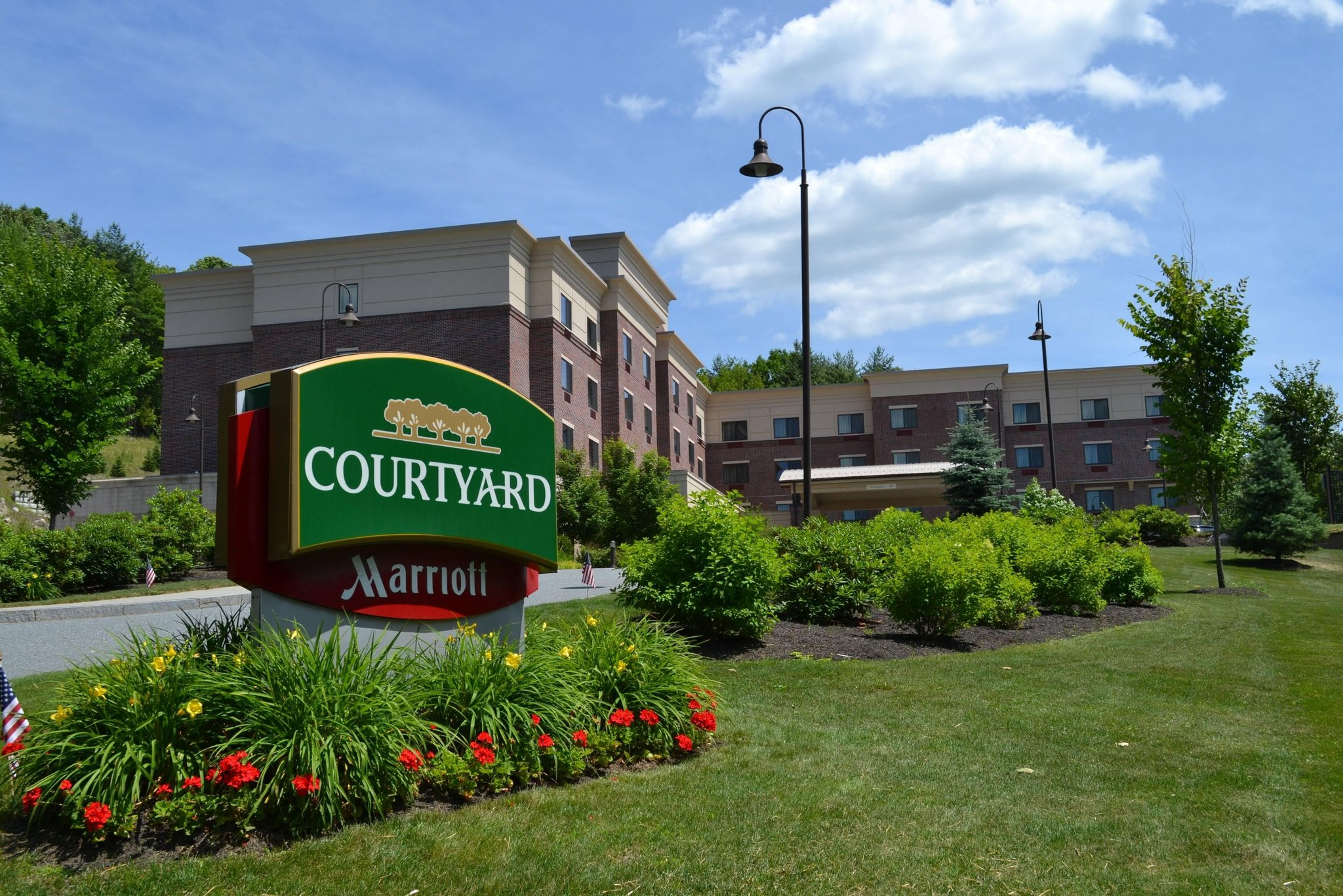 Courtyard by Marriott Hanover/Lebanon