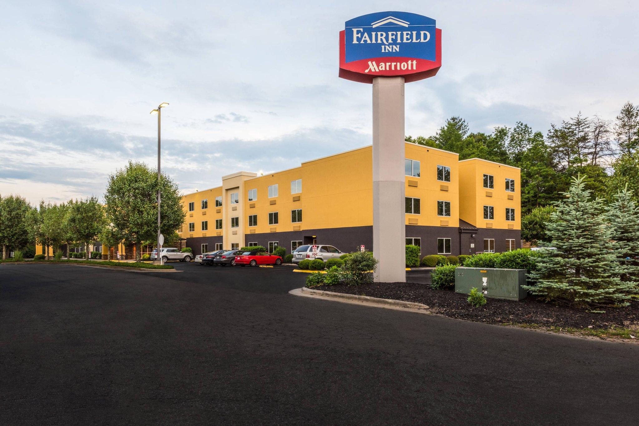 Fairfield Inn Asheville Airport