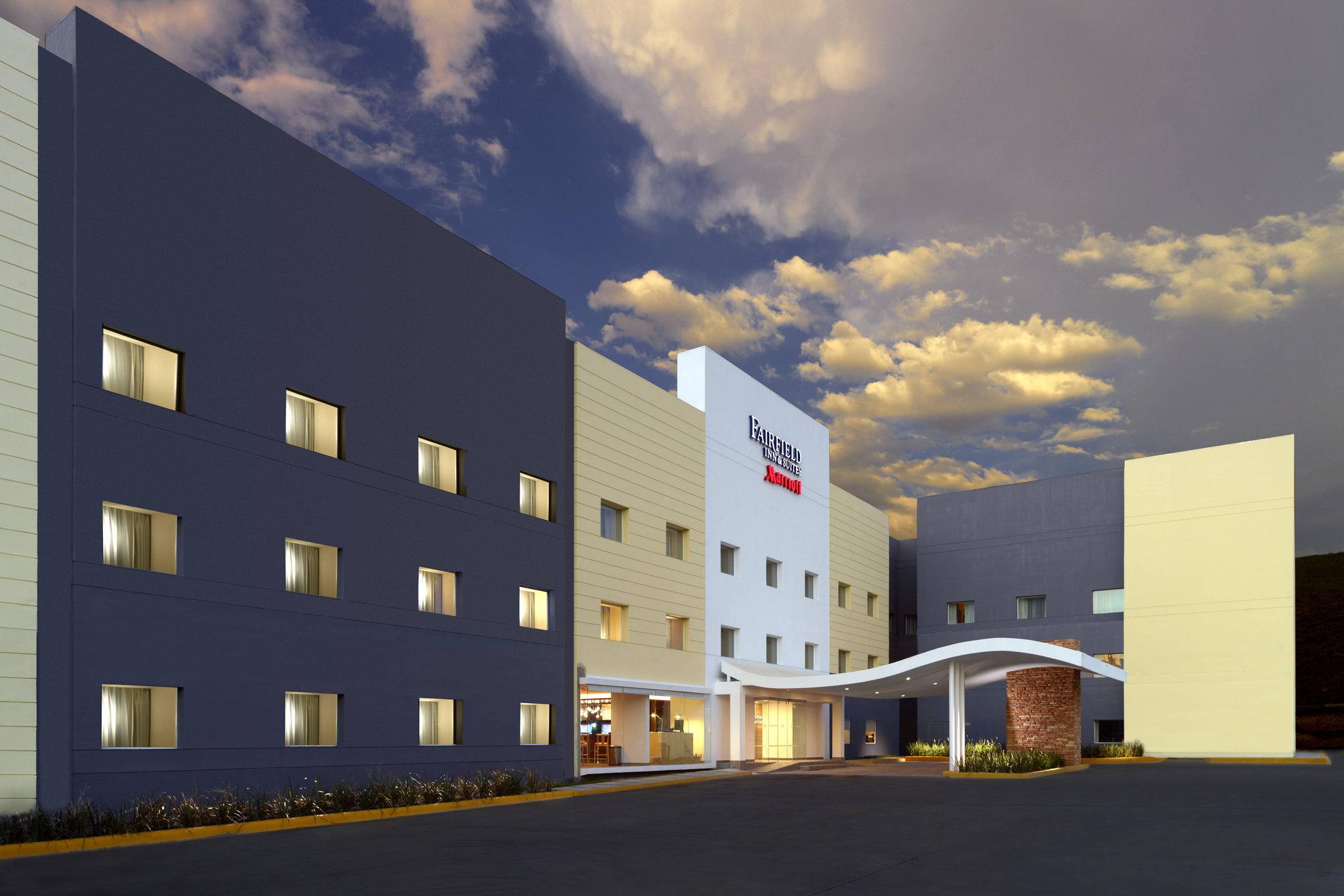 Fairfield Inn & Suites Saltillo