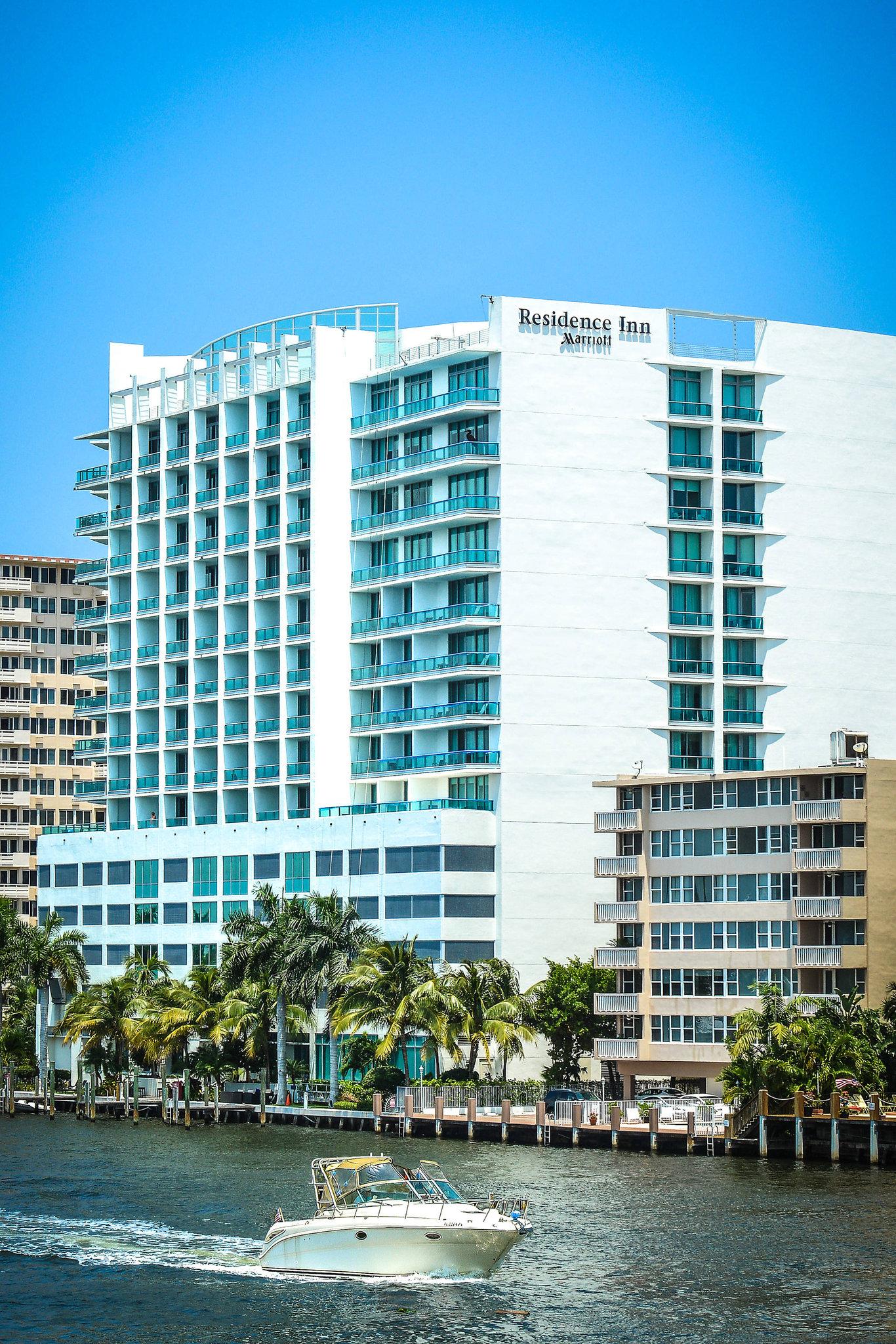 Residence Inn Fort Lauderdale Intracoast