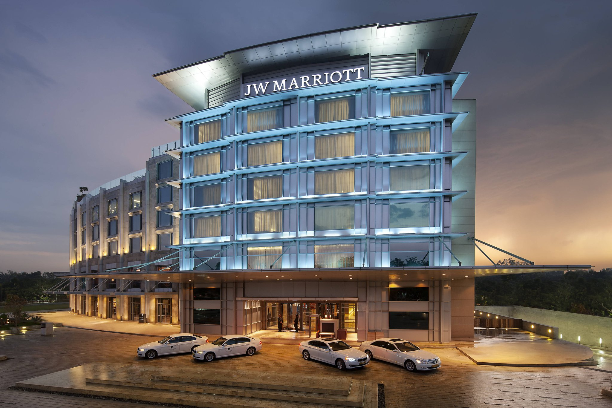 JW Marriott Chandigarh Hotel