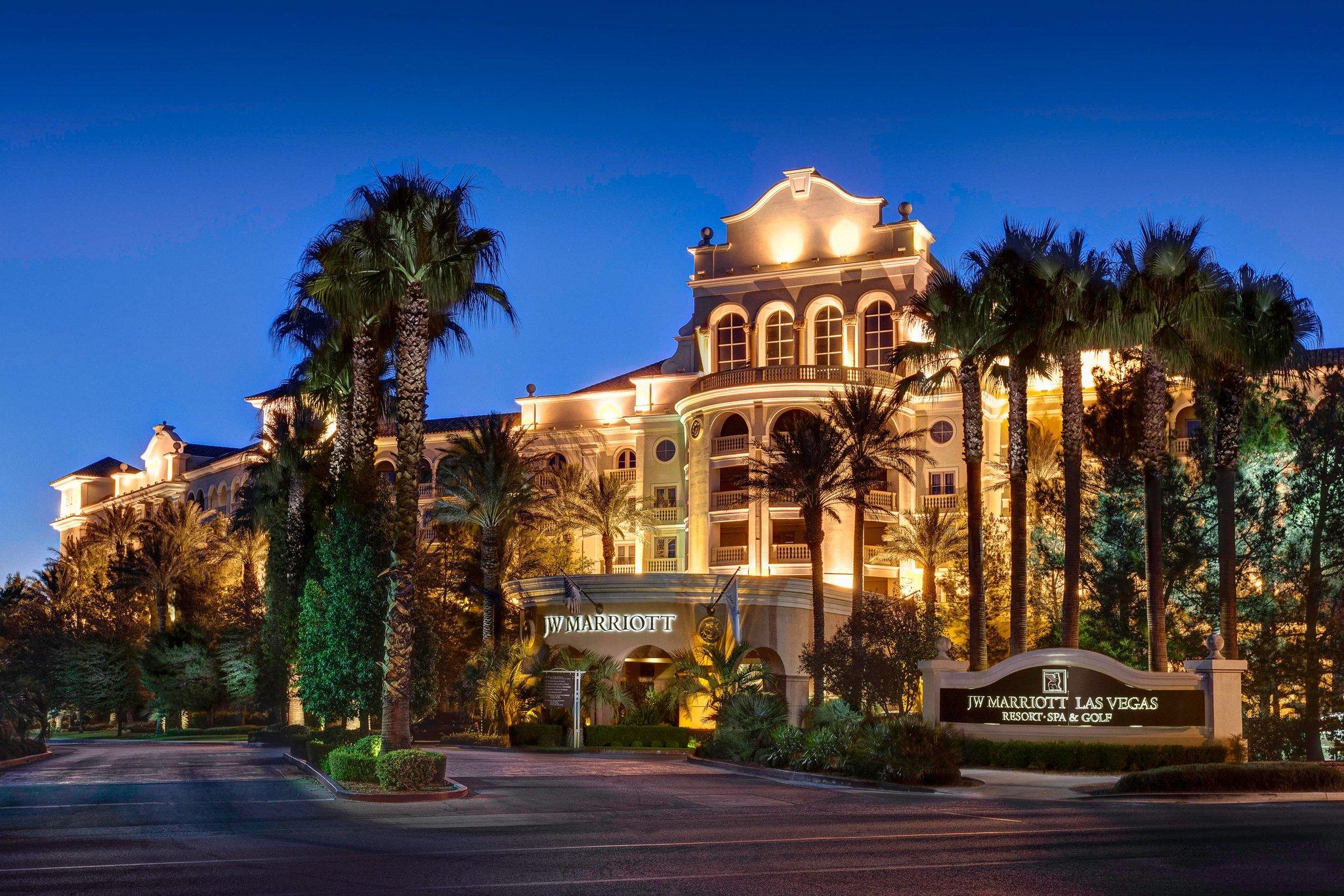 JW Marriott-Las Vegas Resort & Spa