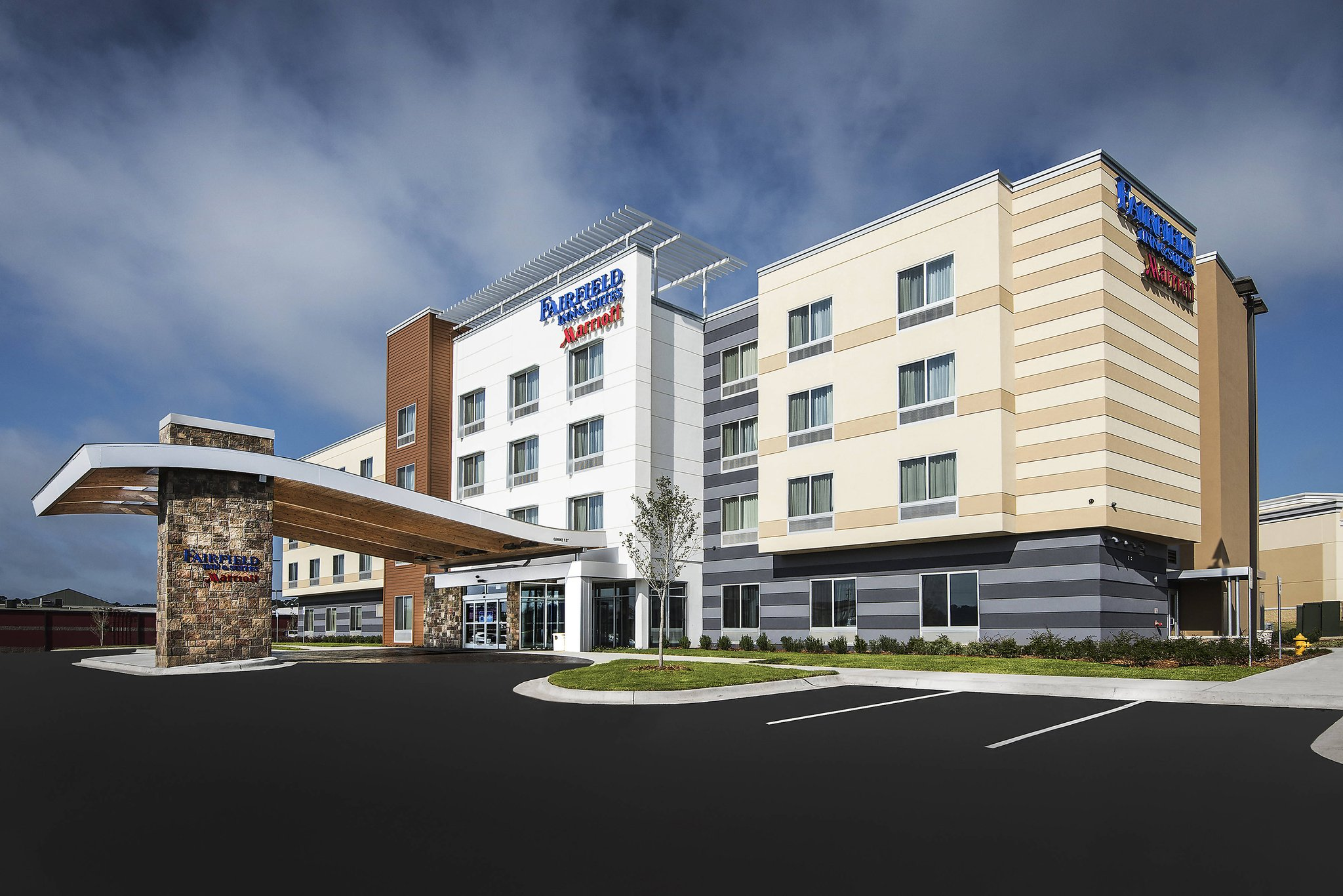 Fairfield Inn & Suites Little Rock