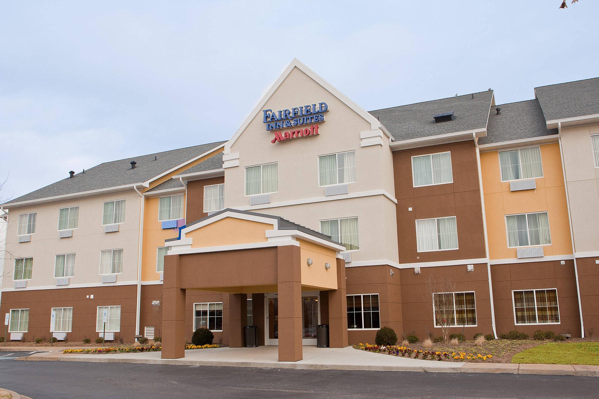 Fairfield Inn & Suites Memphis East