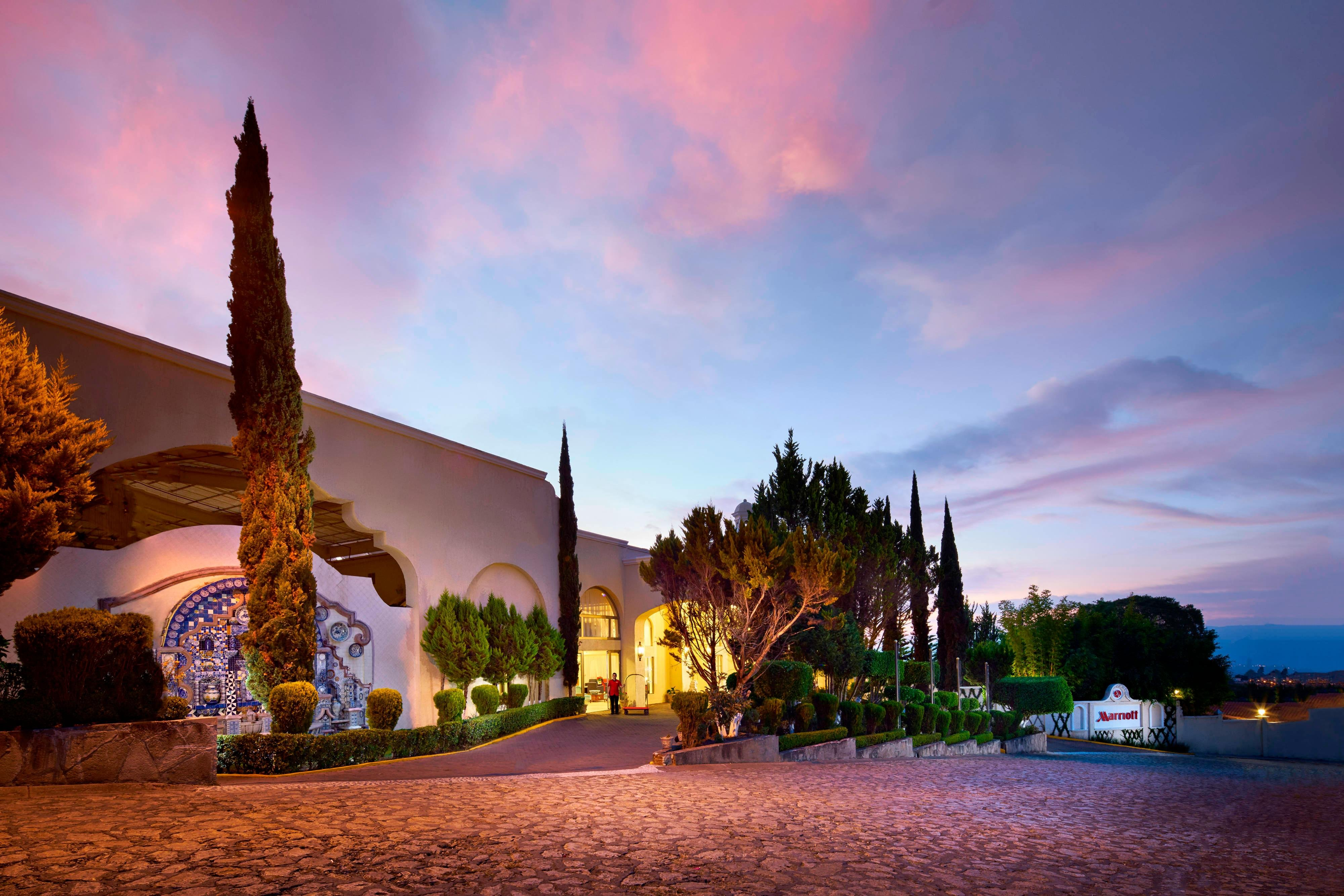 Ixtapan de la Sal Marriott Hotel & Spa