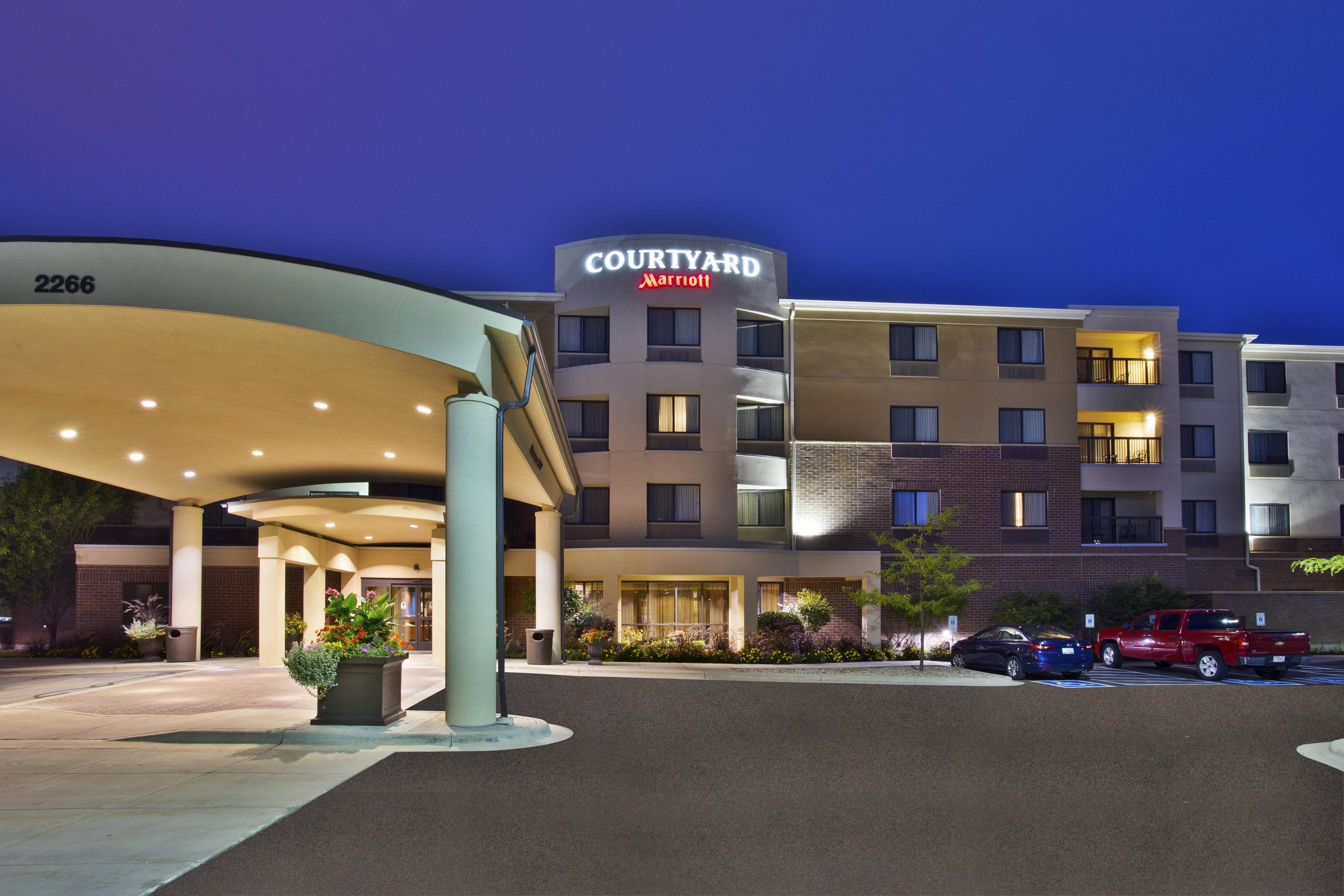 Courtyard by Marriott Madison West