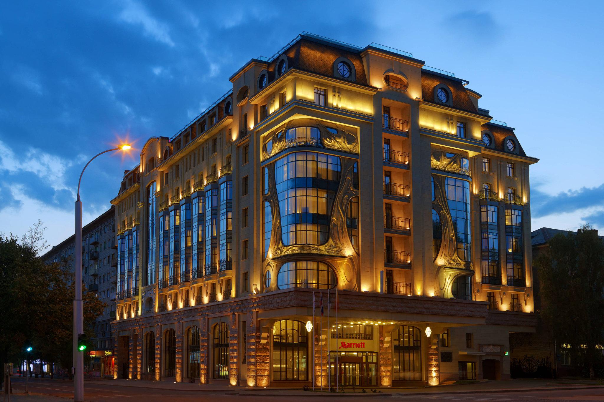 Marriott Hotel Novosibirsk